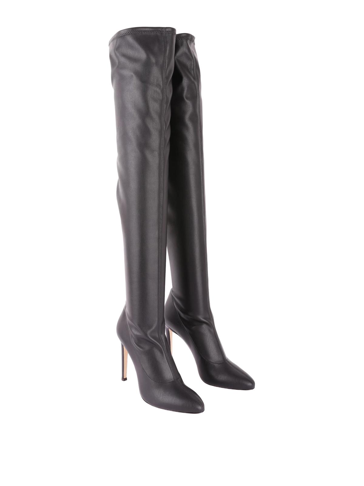 Giuseppe Zanotti - Dena stretch leather