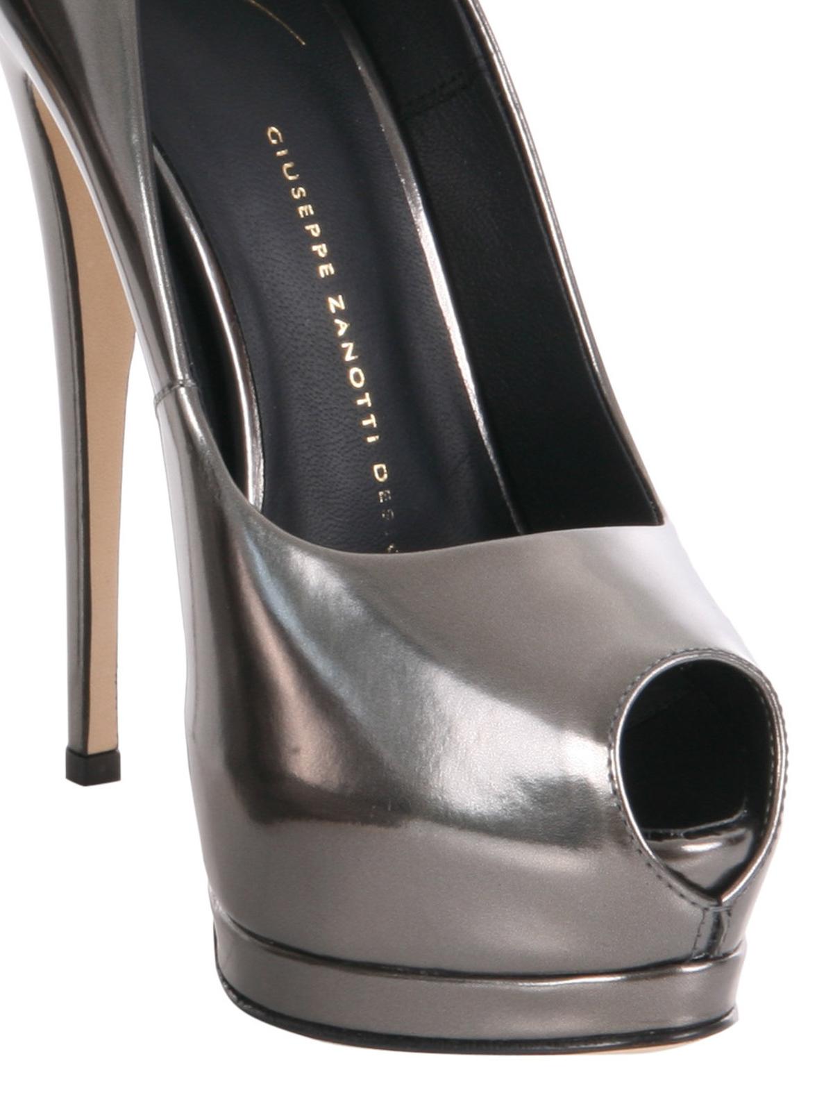 a49bf9f8d39f3 Giuseppe Zanotti - Super Sharon court shoes - court shoes - I66007 007