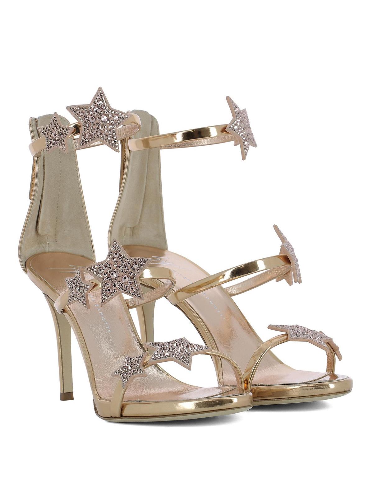 Giuseppe Zanotti - Harmony Star heeled
