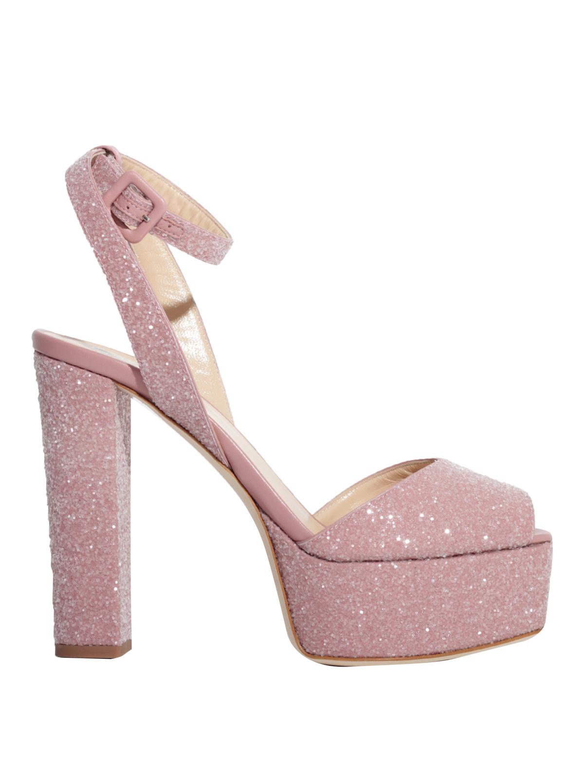 40ffa19f57 Giuseppe Zanotti - Betty platform sandals - sandals - E70035 003