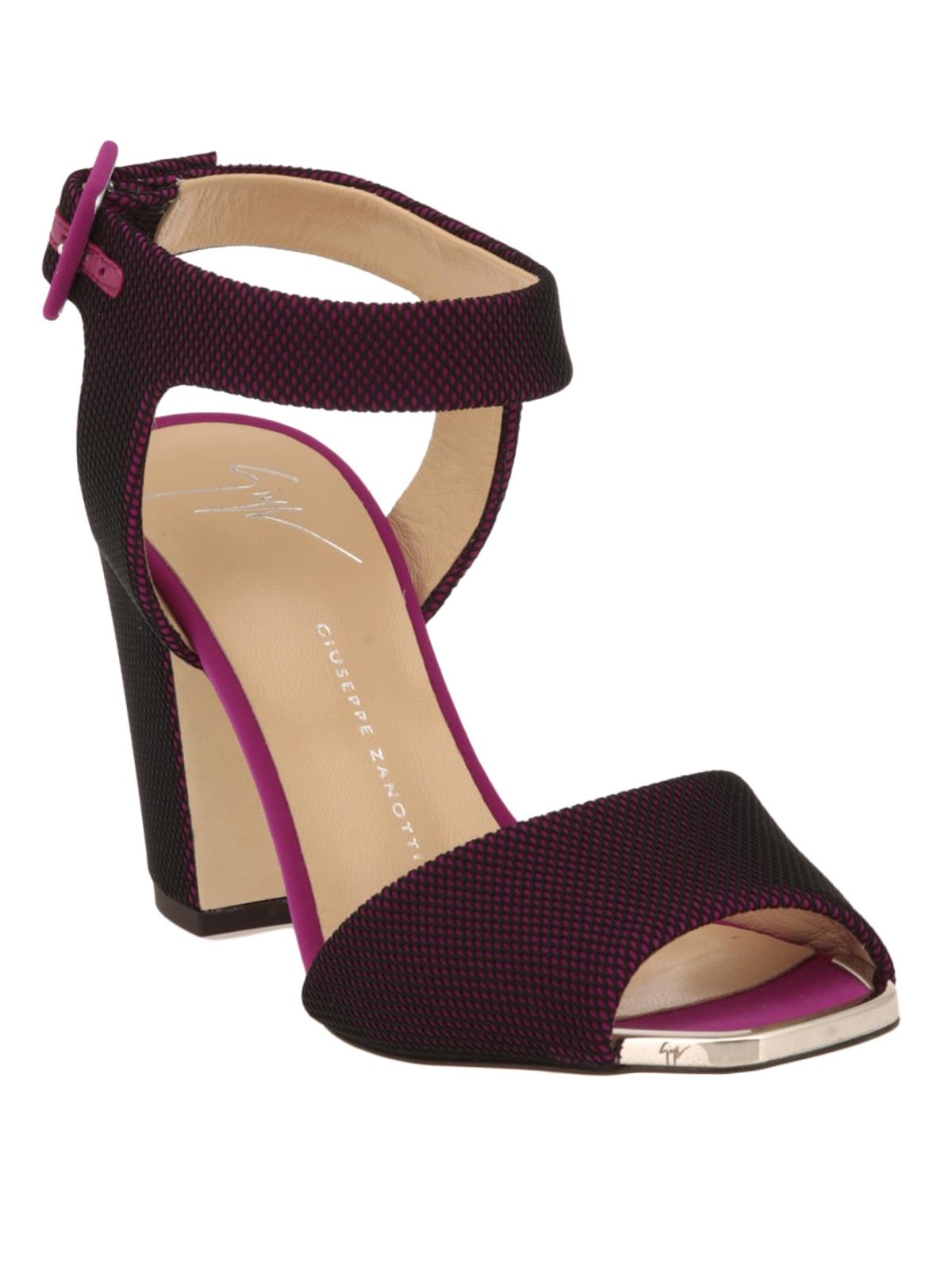 1a7cb655a911 Velvet program double-band sandal. giuseppe zanotti sneakers kanye west  loafer for one crossword clue
