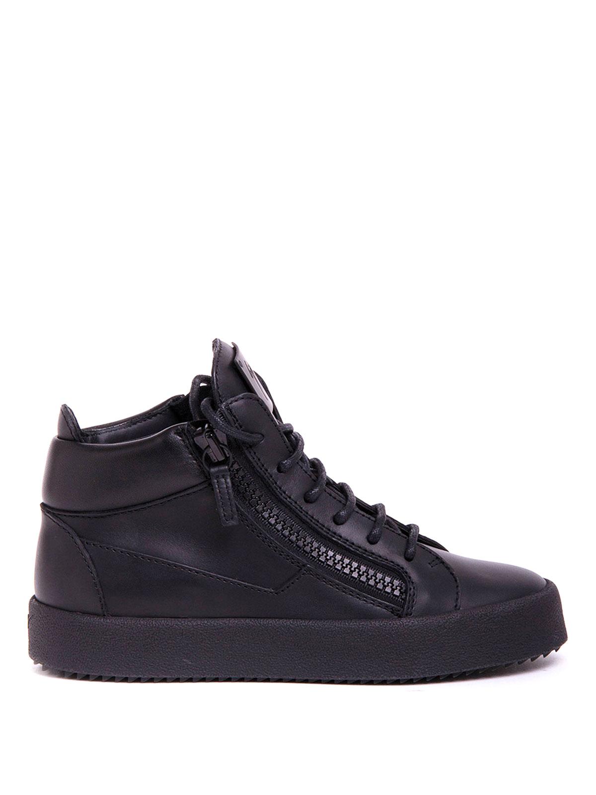 Black Sneaker Wedges Cheap