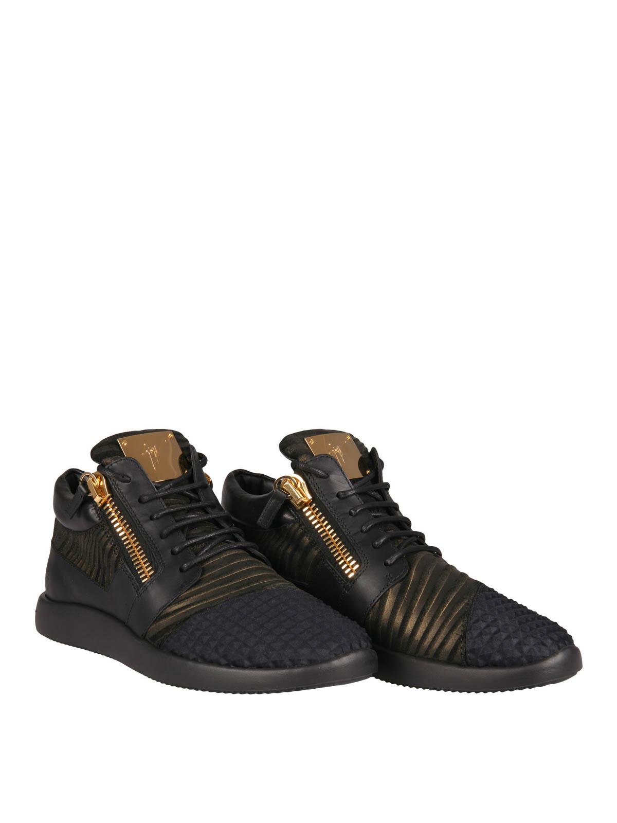 Giuseppe ZanottiRunner sneakers Onyqzt1K2
