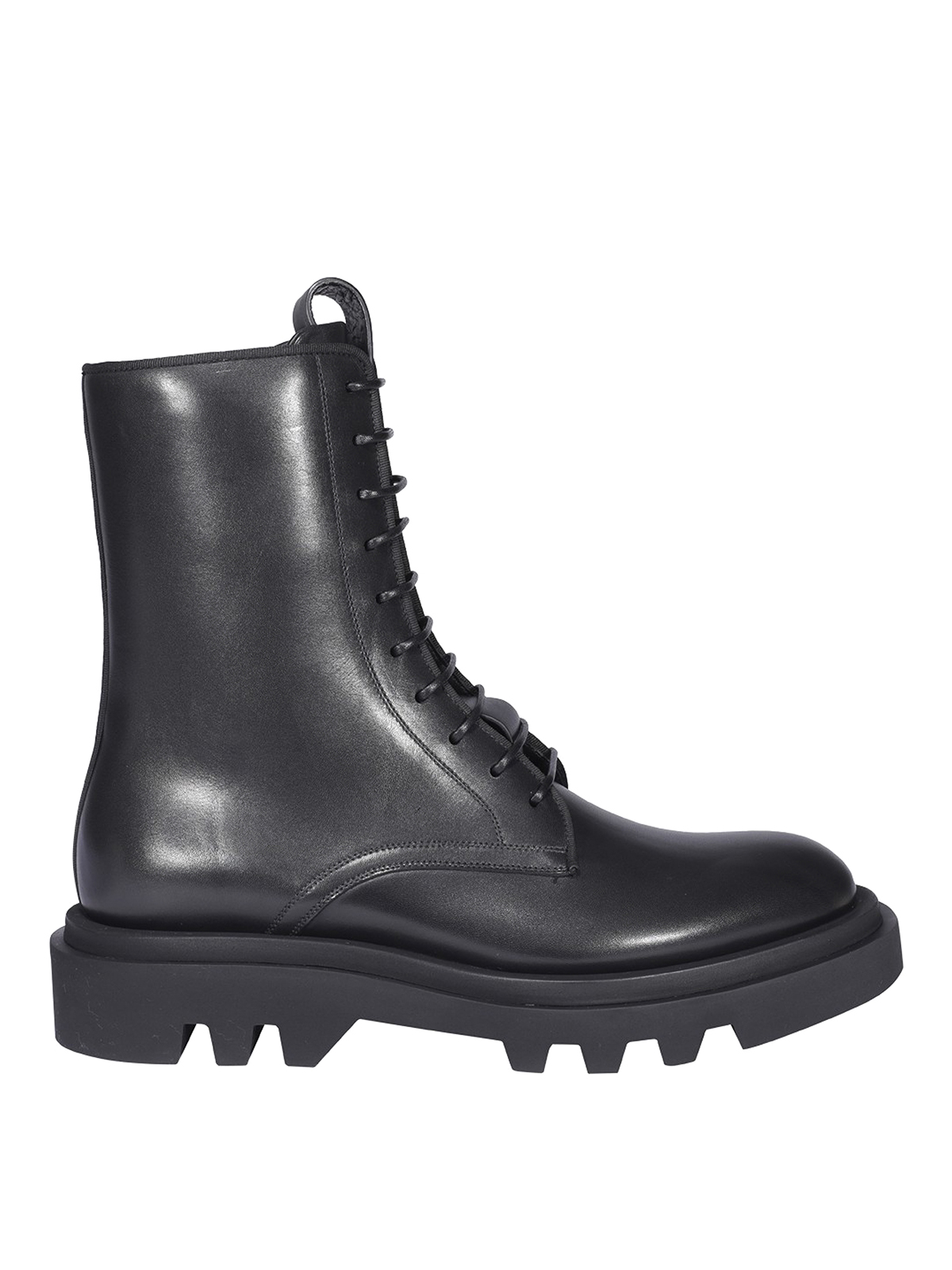 Givenchy BRUSHED LEATHER BOOTS