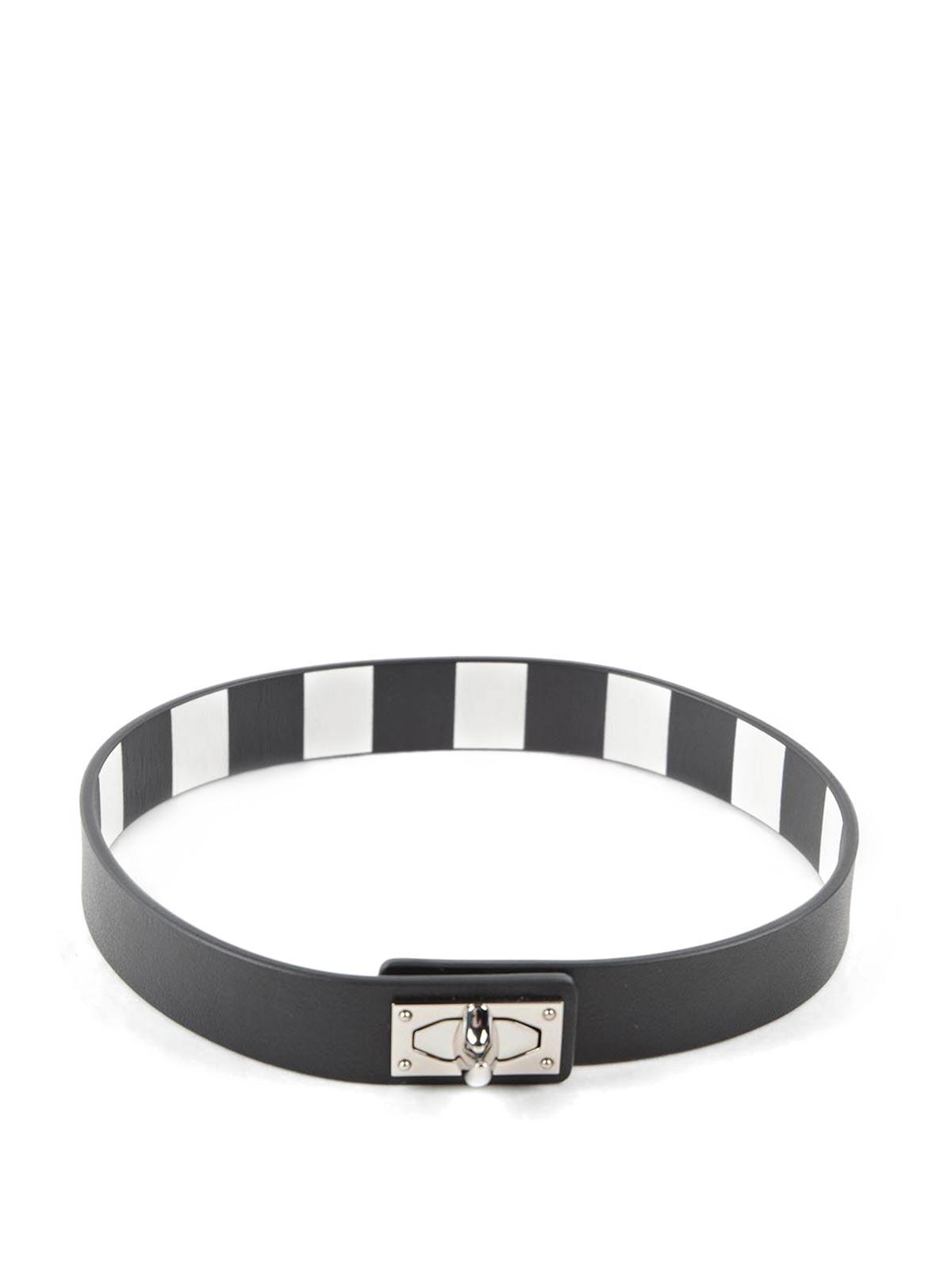 66f9583b303 Givenchy - Bracelets 2 Row Shark Pour Homme - Bracelets - 3007980 004