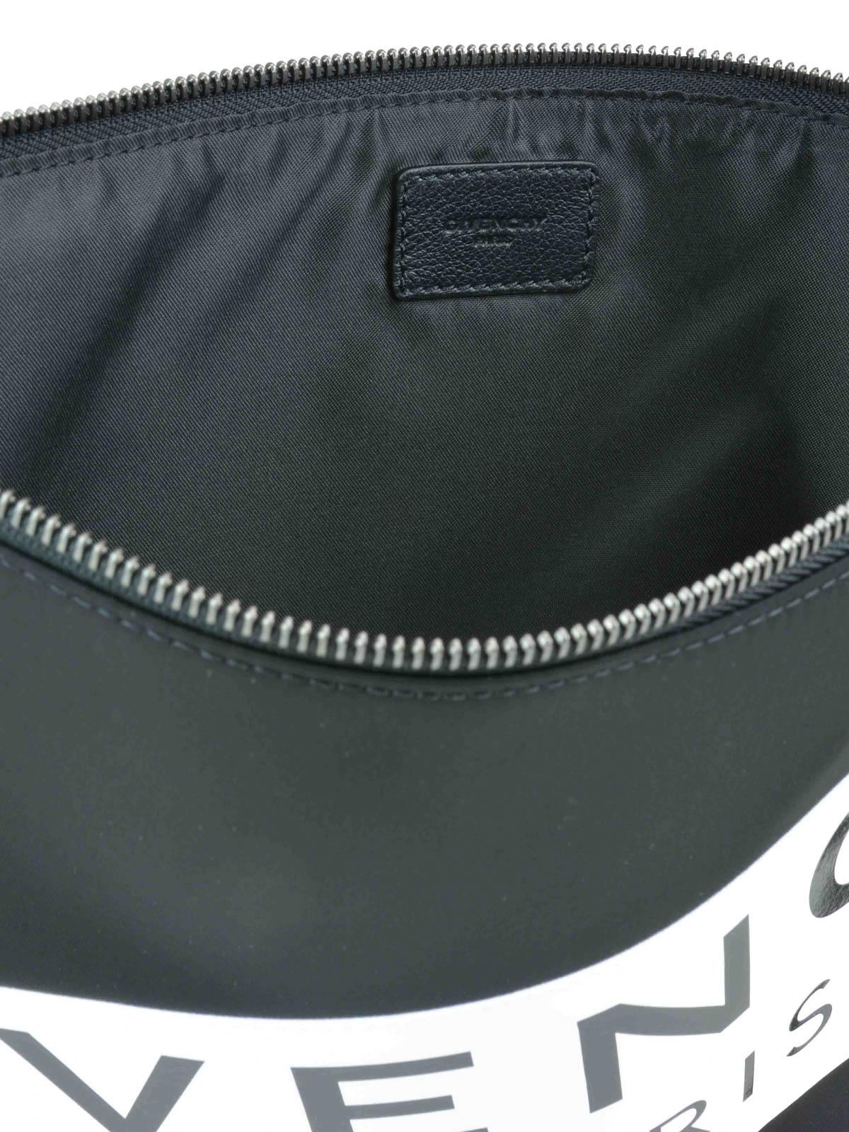 10f176fd0e5f9 Givenchy - Clutch - Schwarz - Clutches - BK602XK0FG 004