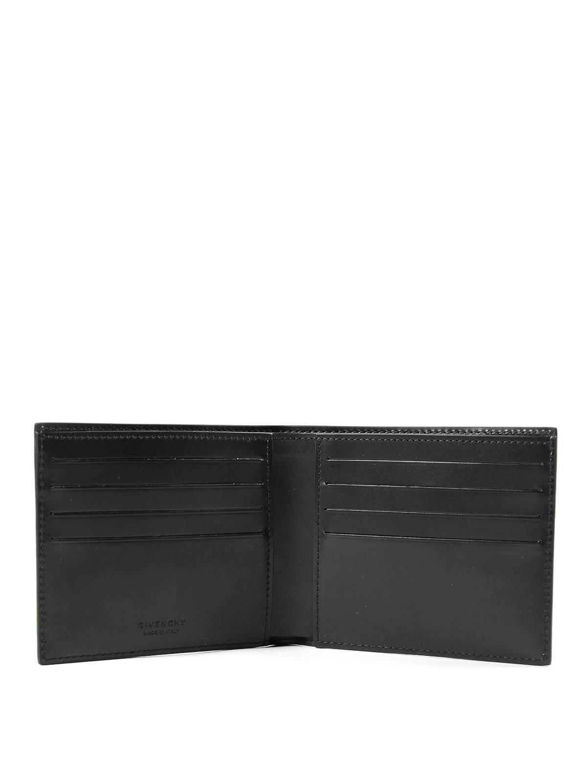 2fc458963693 Givenchy - Logo embossed bi-fold wallet - wallets   purses ...