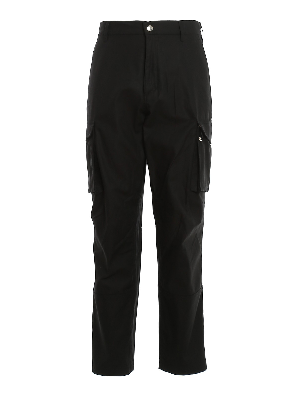 GIVENCHY COTTON CARGO TROUSERS