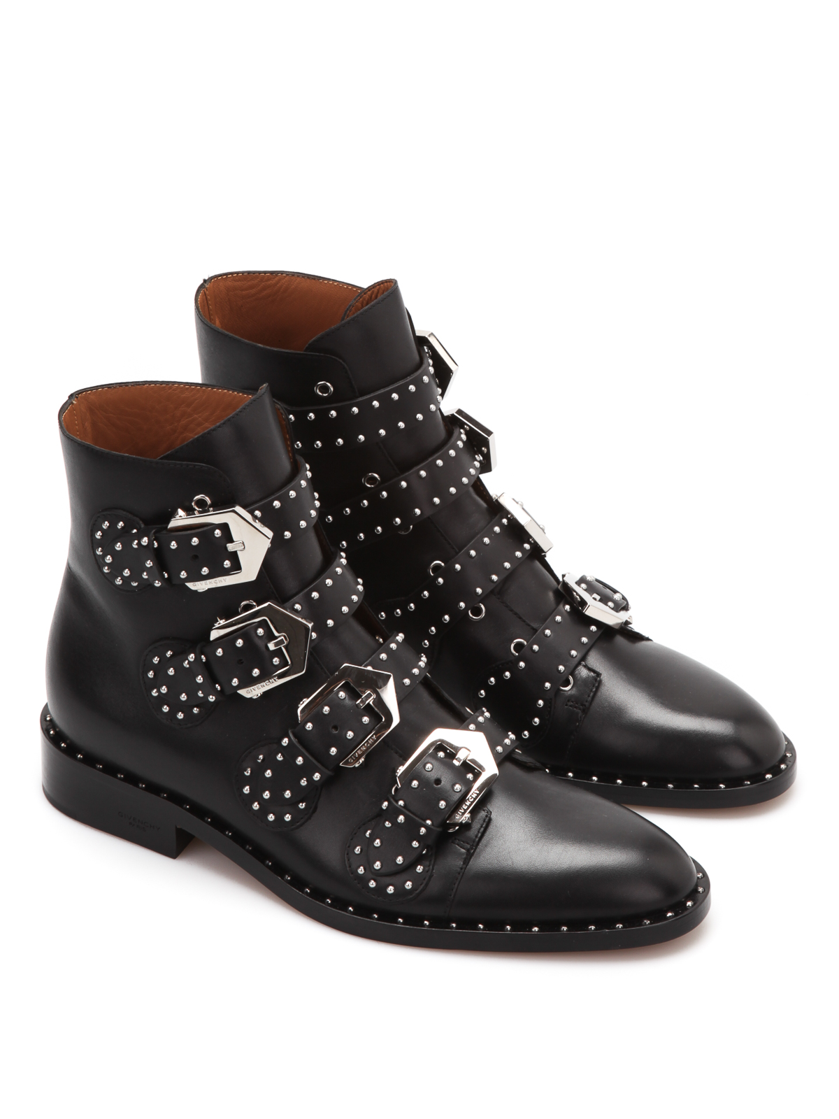 Givenchy - Studded ankle boots - ankle