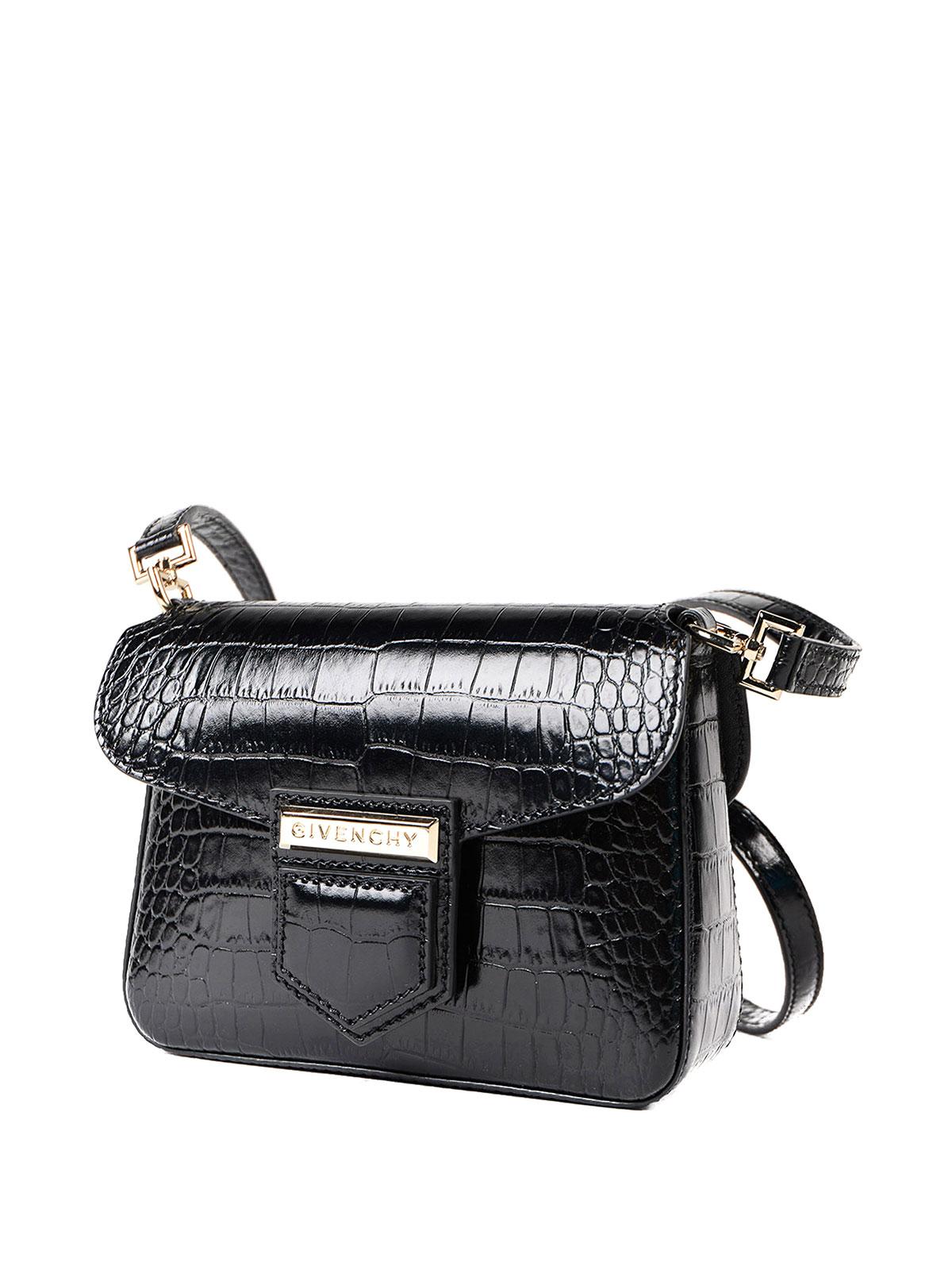 9558373c92 Givenchy - Nobile croco pattern crossbody - cross body bags - 5662472001