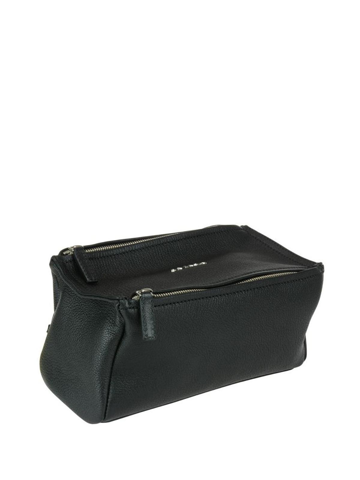 d4d9a6f01c63 GIVENCHY  cross body bags online - Pandora Mini black bowling bag