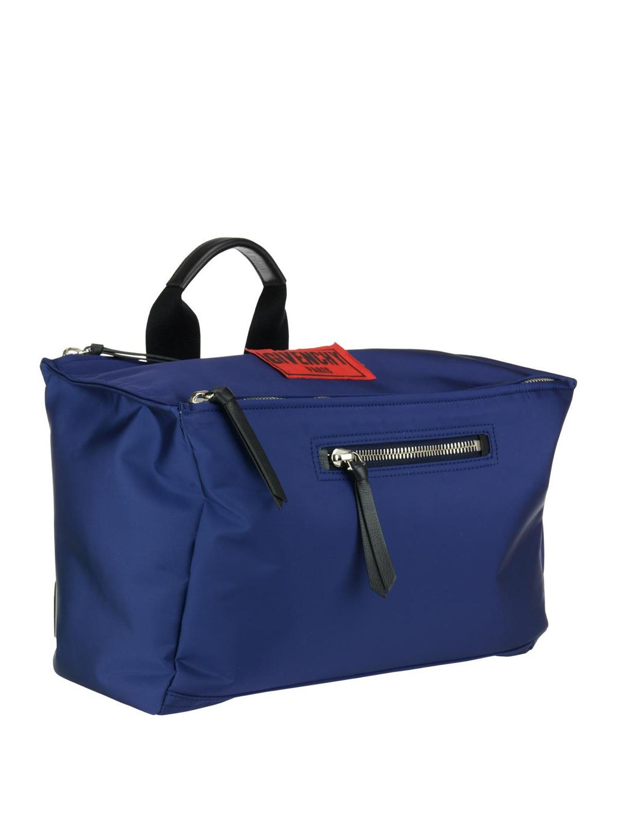 Givenchy Pandora techno fabric messenger bag sk1NjQG0Sn
