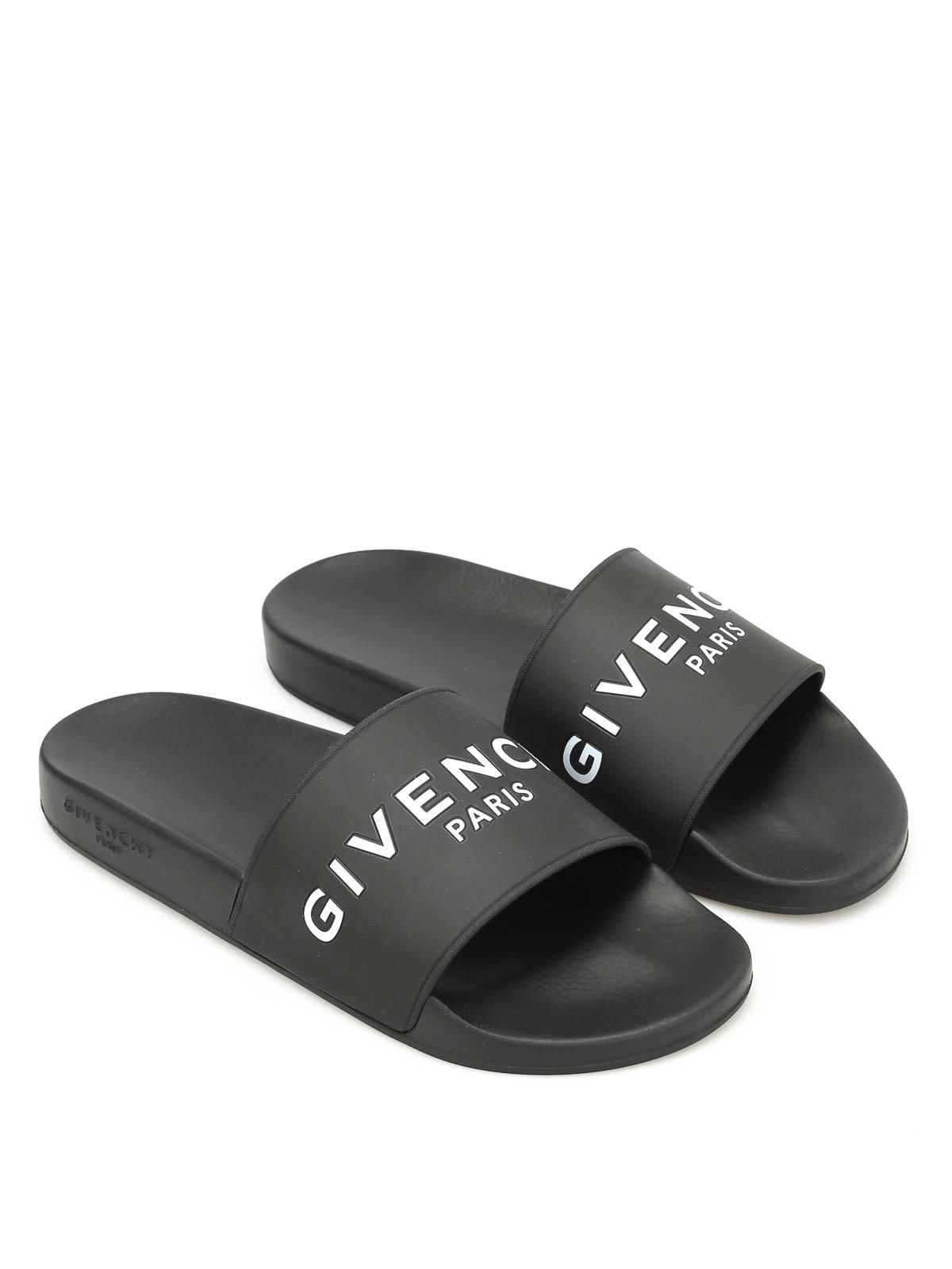 Schwarz Givenchy Herren 001 Sandalen Fur Bm08070894 j4RL5q3A