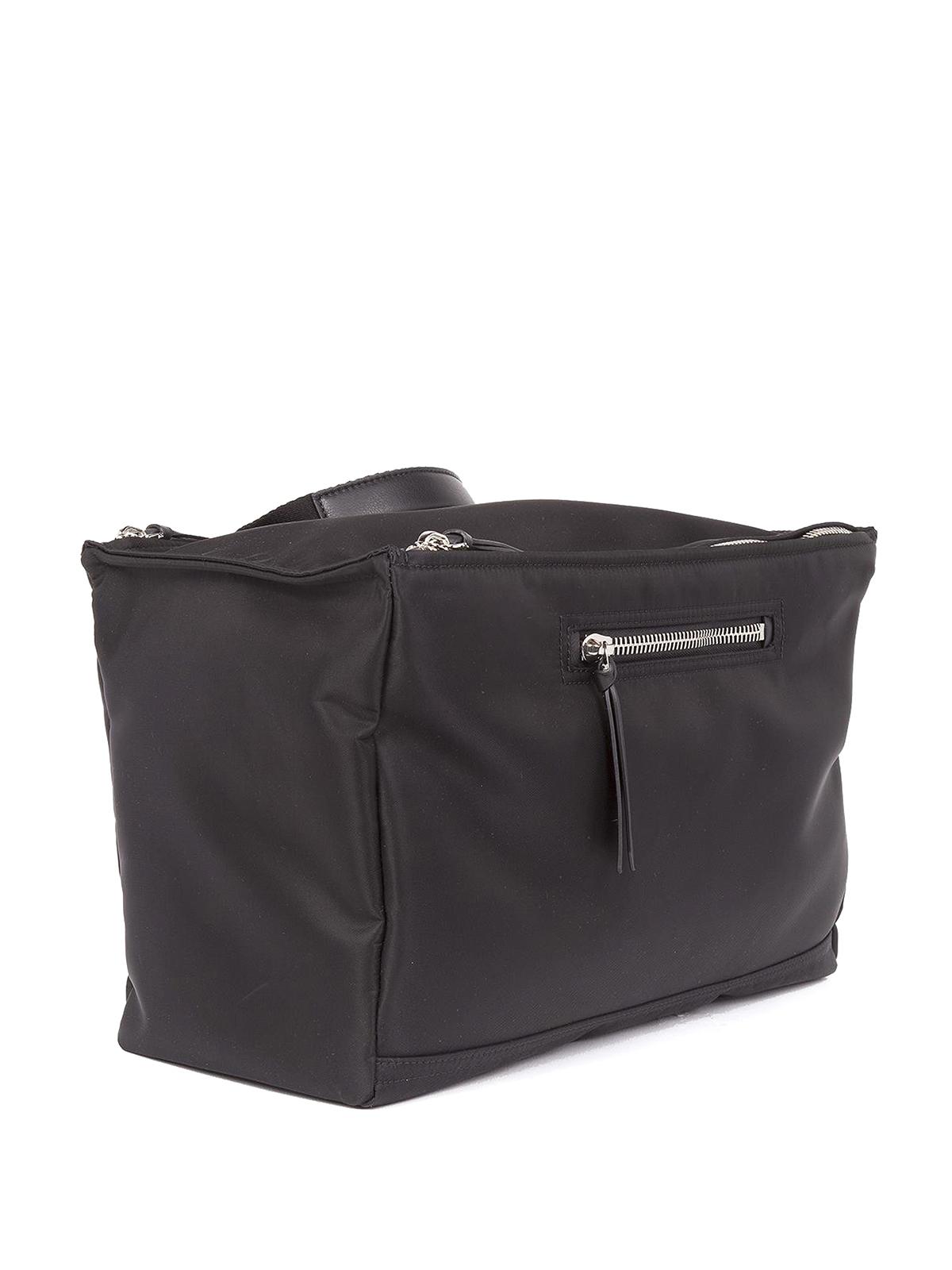 a7af62c0a1 Givenchy - Pandora messenger nylon bag - shoulder bags - BJ050245180049