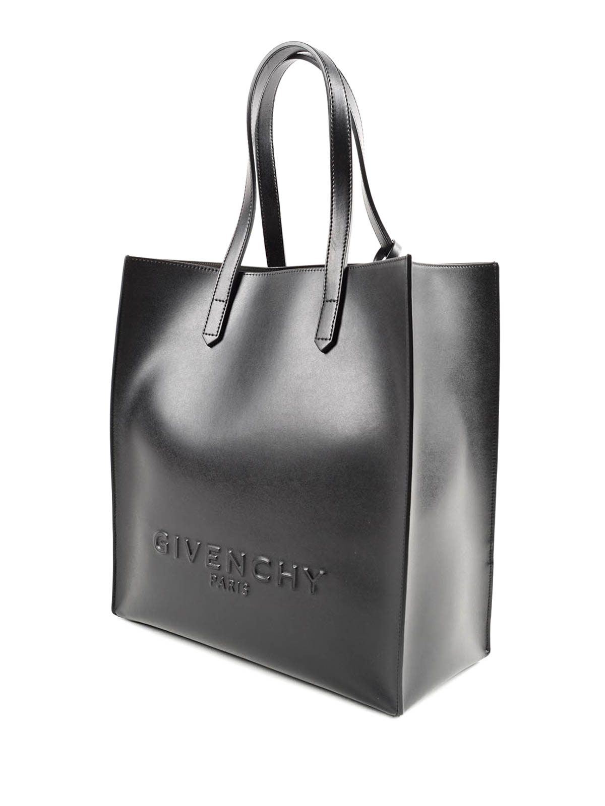 Givenchy Totes Bags Online Embossed Logo Leather Tote