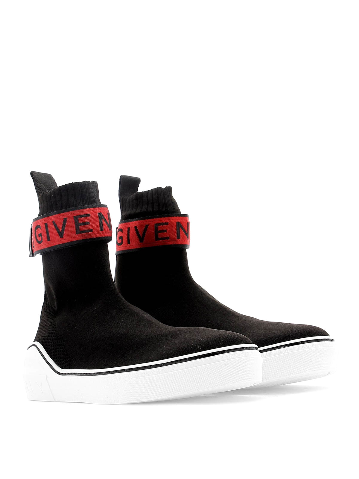 Givenchy - 4G high top sock sneakers