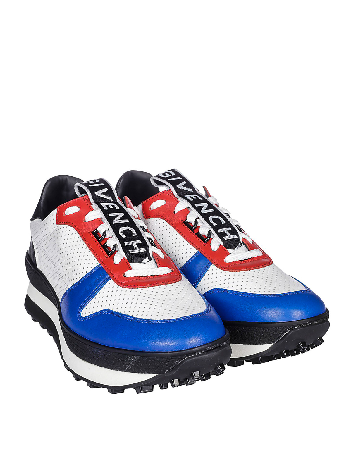 Givenchy - TR3 leather running sneakers