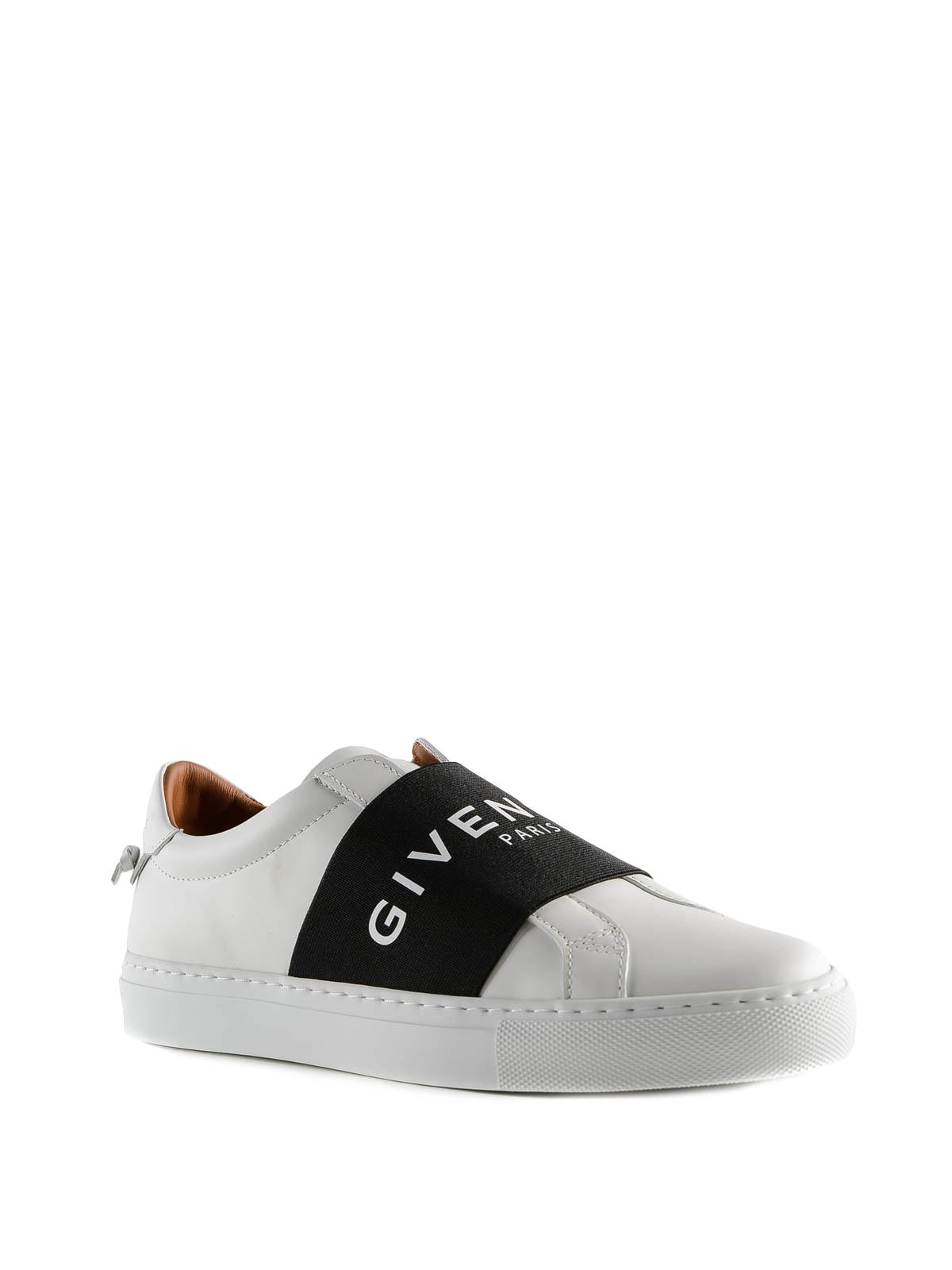 Sneaker Nera Sneakers Urban Givenchy Street Bianche Fascia Con wxAgZqd8 3e438d59204