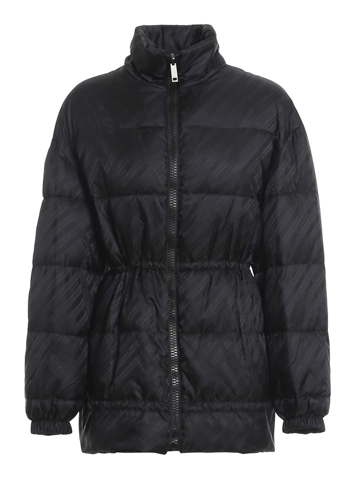 Givenchy Downs CHAINE LOGO REVERSIBLE PUFFER JACKET