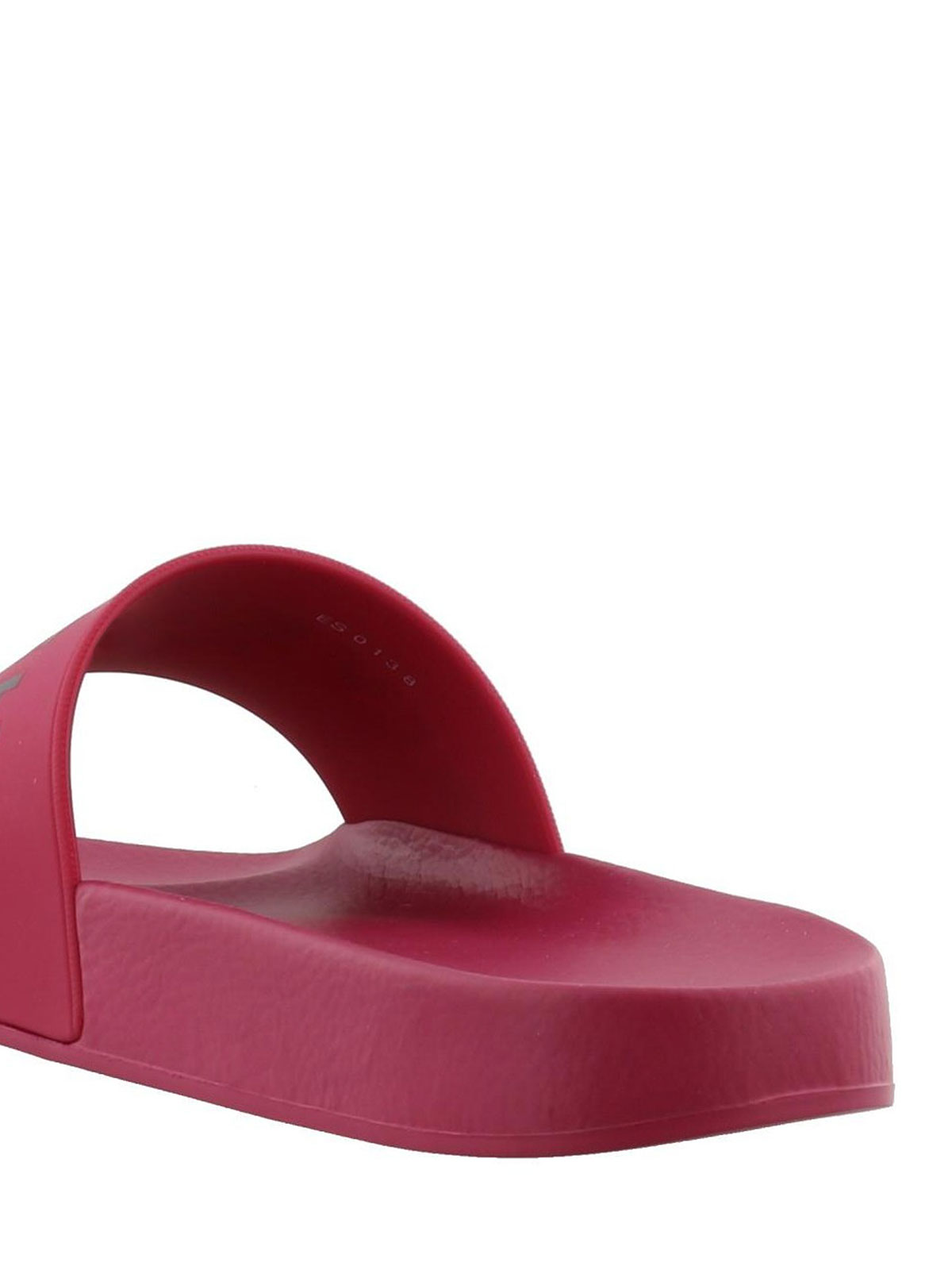 4df8bdb0bf Givenchy - Givenchy Paris red rubber slides - sandals - BE08209809 653