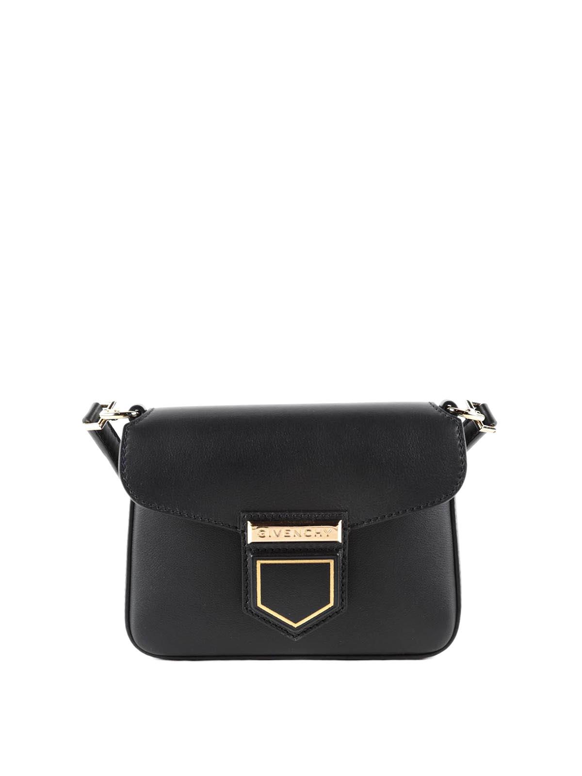 5cc9b6536eba Givenchy - Nobile mini bag - shoulder bags - 5660009 001
