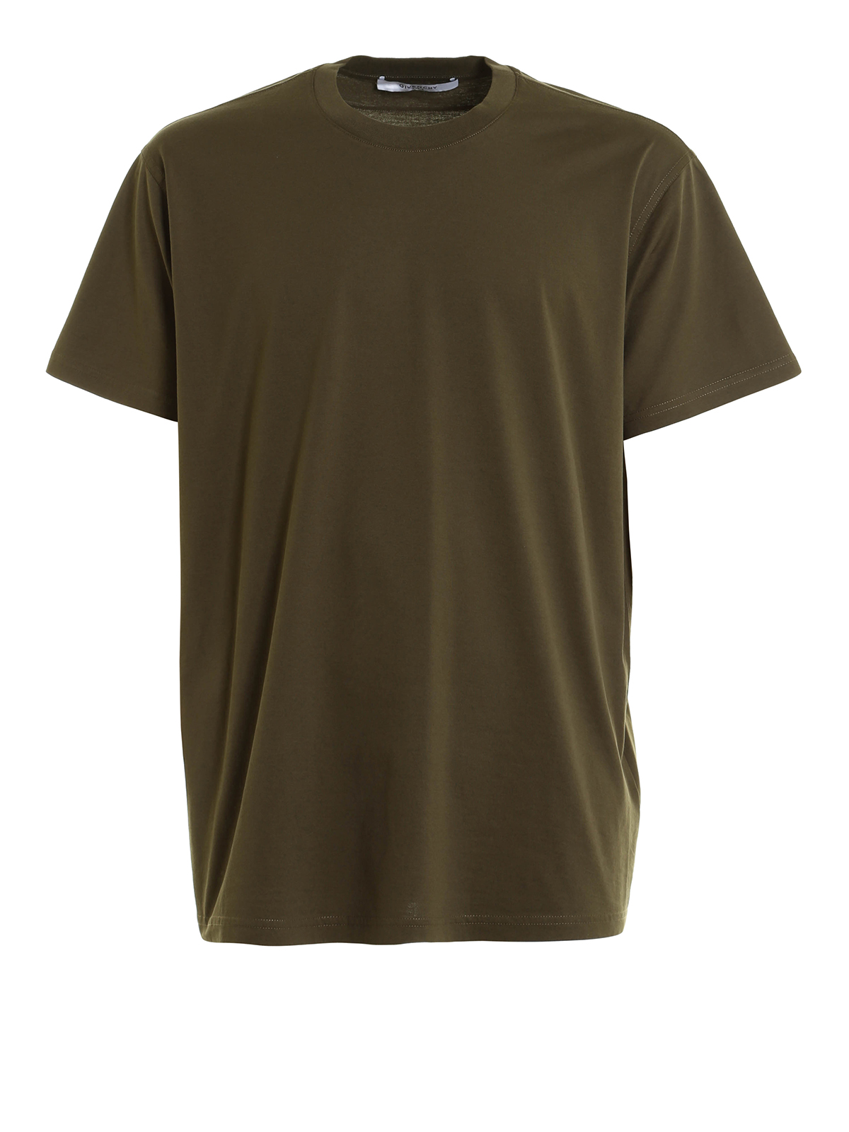 Silk embroidery cotton t shirt by givenchy t shirts ikrix for Givenchy t shirts for sale