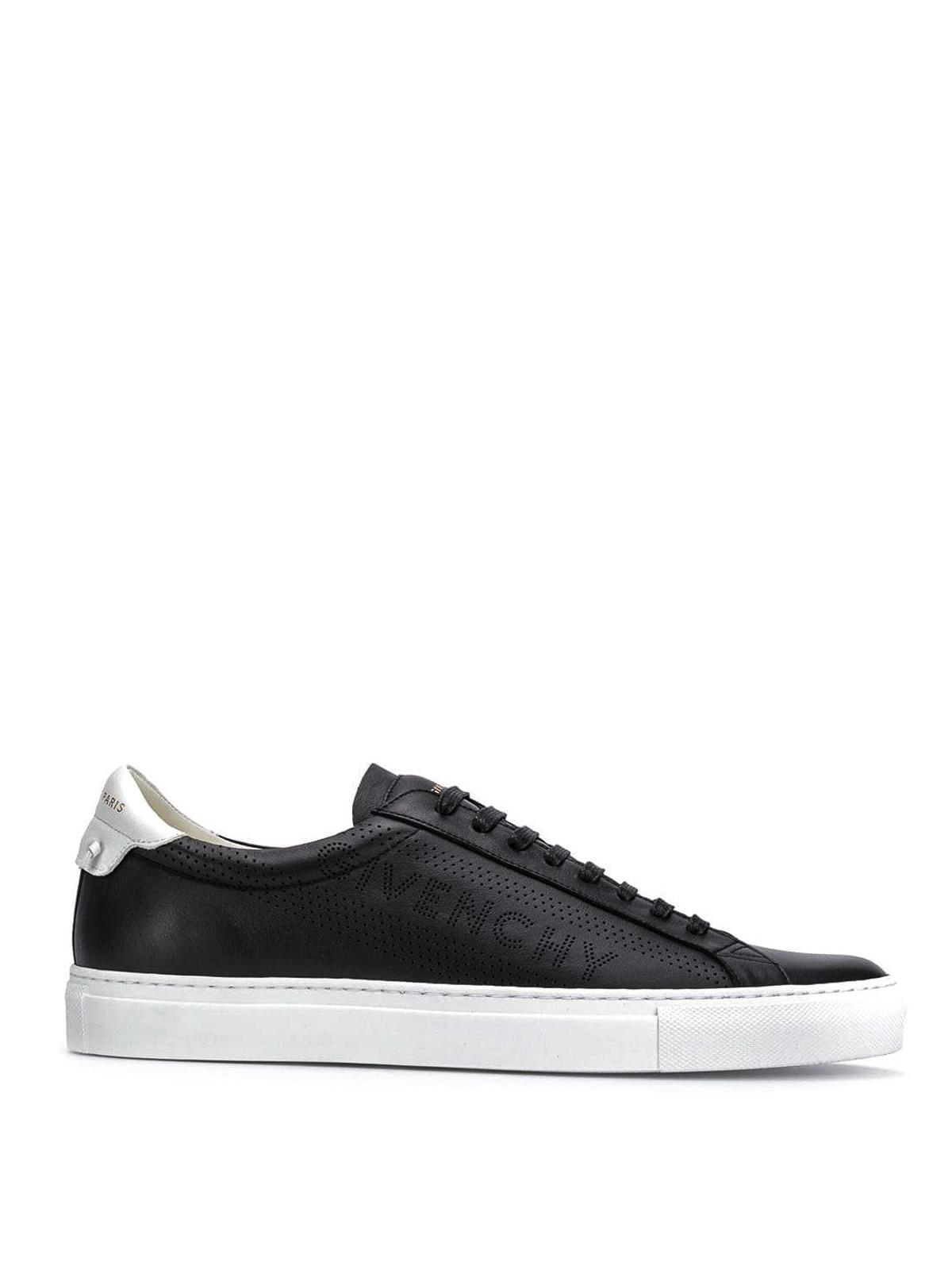 db90626a9033c Givenchy - Urban Street black sneakers - trainers - BH001PH0B2 004
