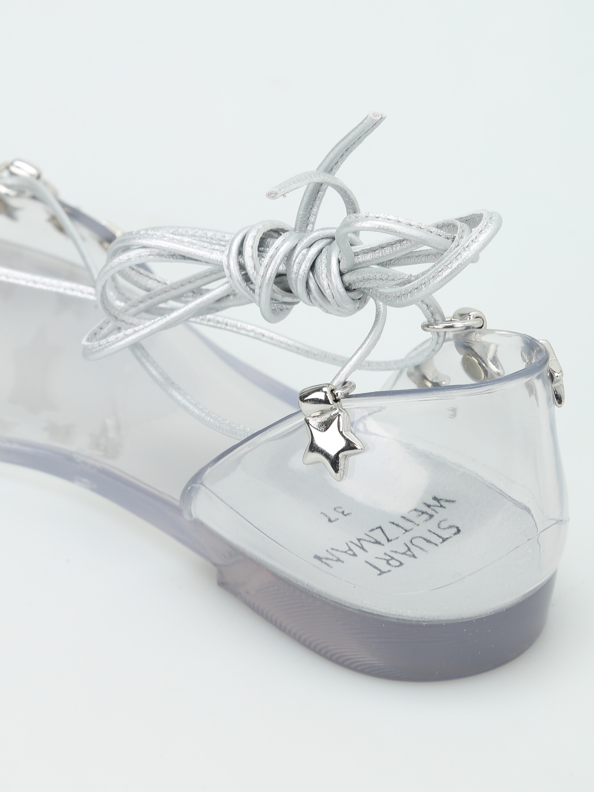 79f9951999f2 Stuart Weitzman - Glass Noodles Star jelly sandals - sandals - VL76241