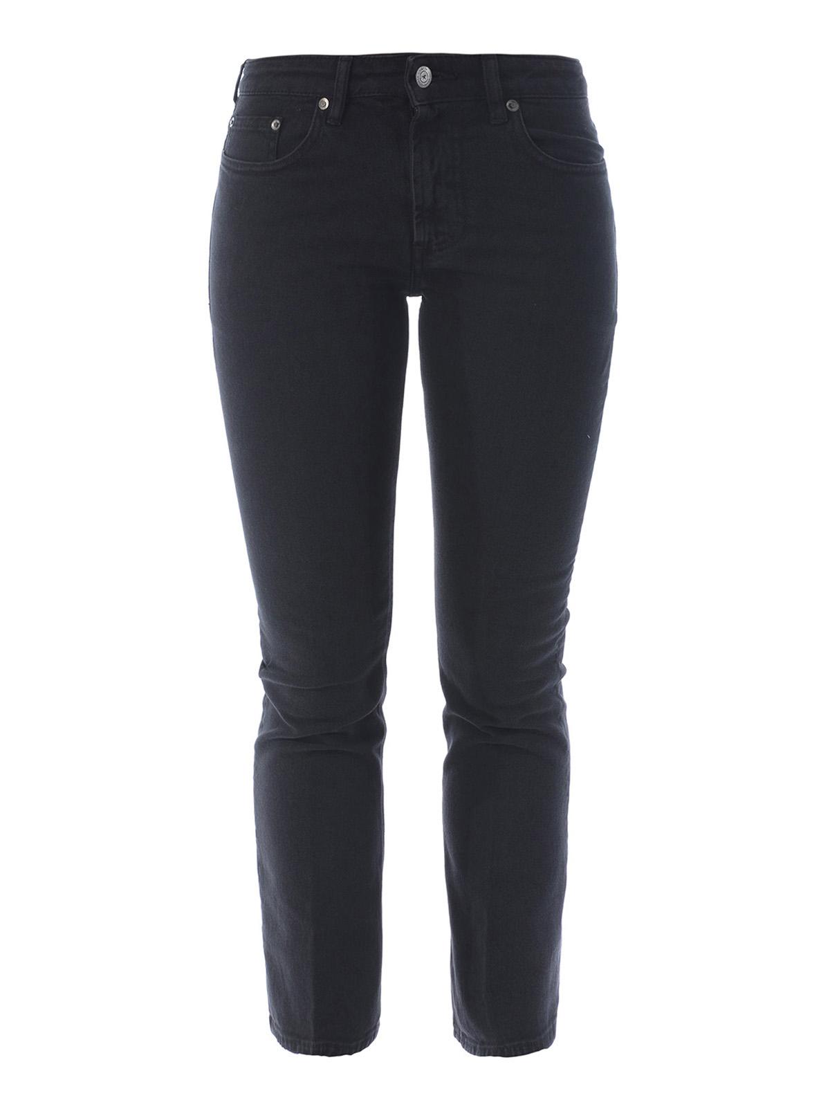 denim cropped bootcut jeans by golden goose bootcut jeans ikrix. Black Bedroom Furniture Sets. Home Design Ideas