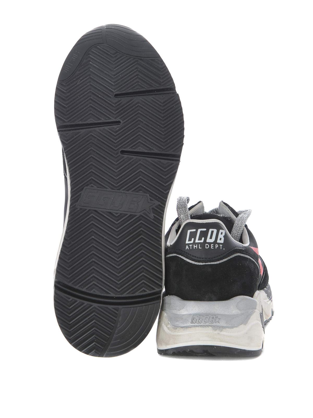 Golden Goose - Running Sole black sneakers - trainers