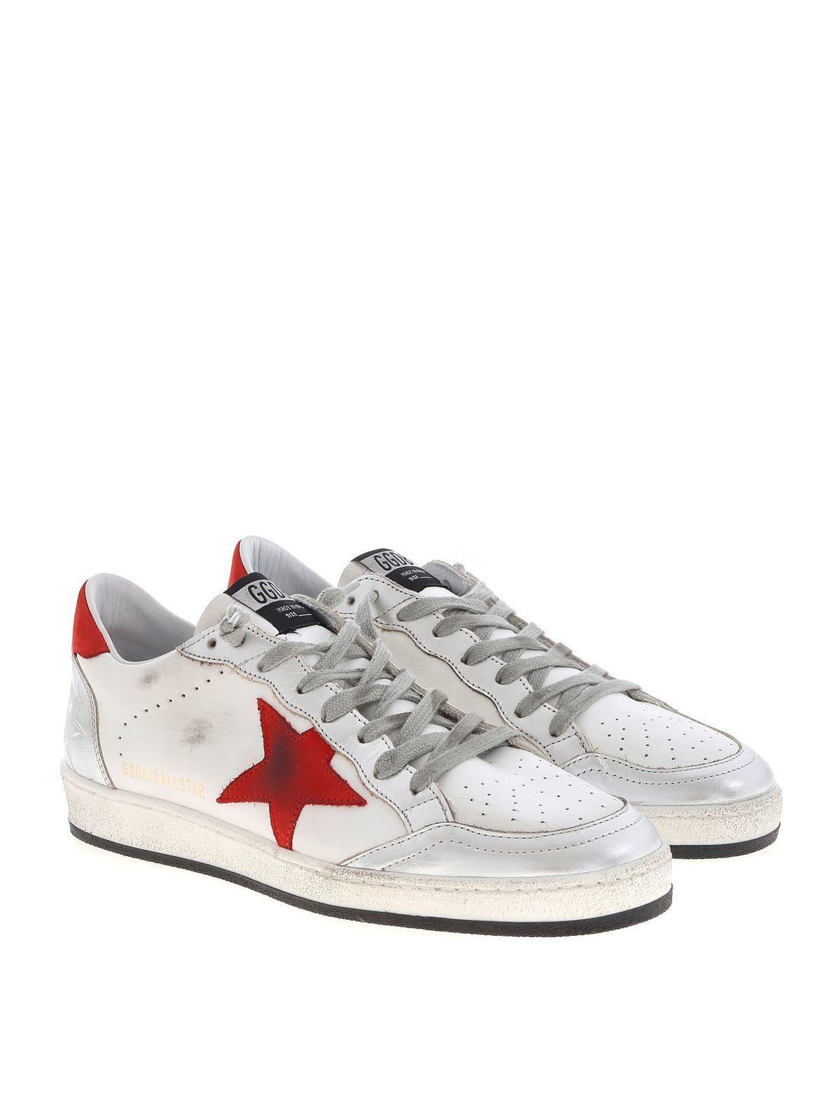 Golden Goose - Ball Star sneakers in