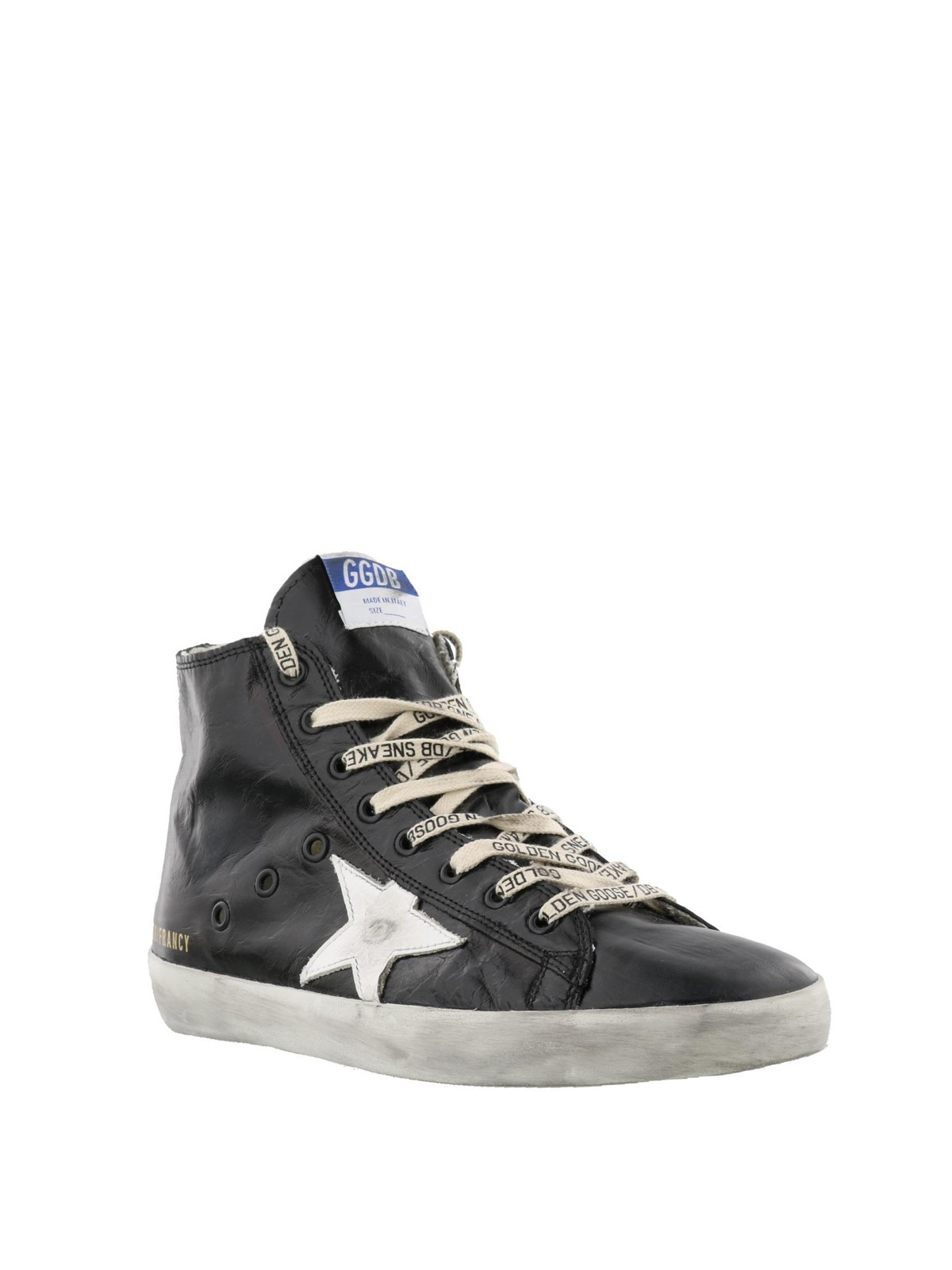 Golden Goose - Francy black sneakers