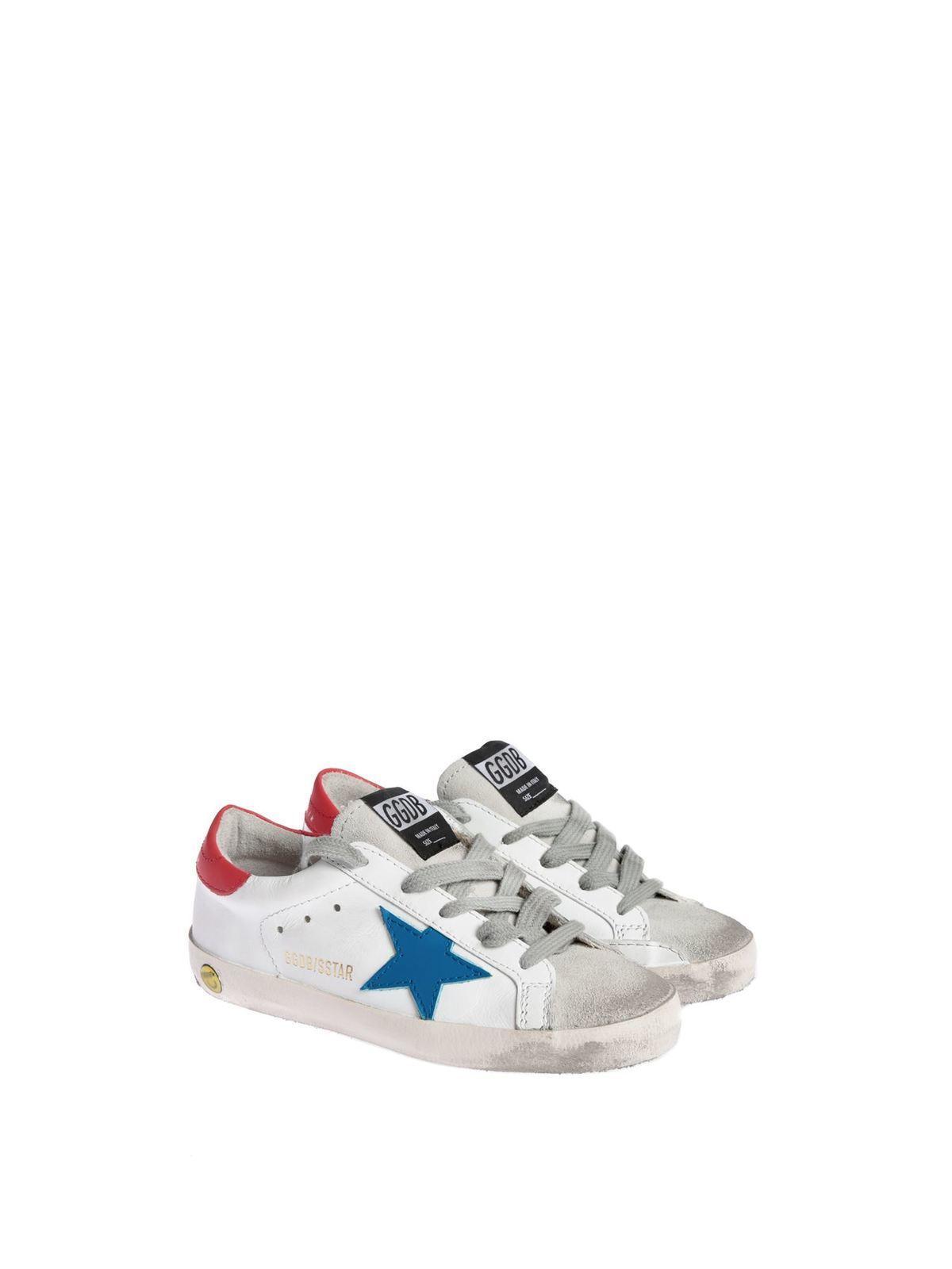 Golden Goose - Superstar sneakers blue