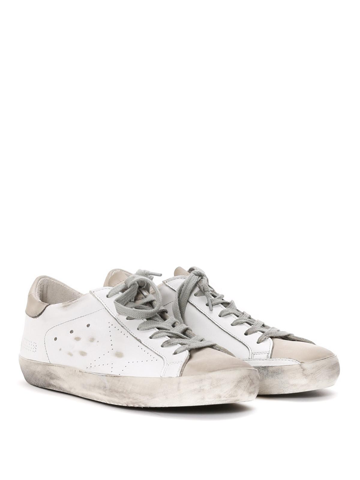 acheter pas cher c746a 9c4c8 Golden Goose - Baskets Superstar Pour Homme - Chaussures de ...