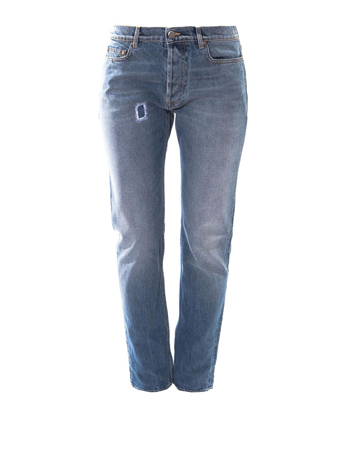 five pockets baggy jeans by golden goose straight leg jeans ikrix. Black Bedroom Furniture Sets. Home Design Ideas