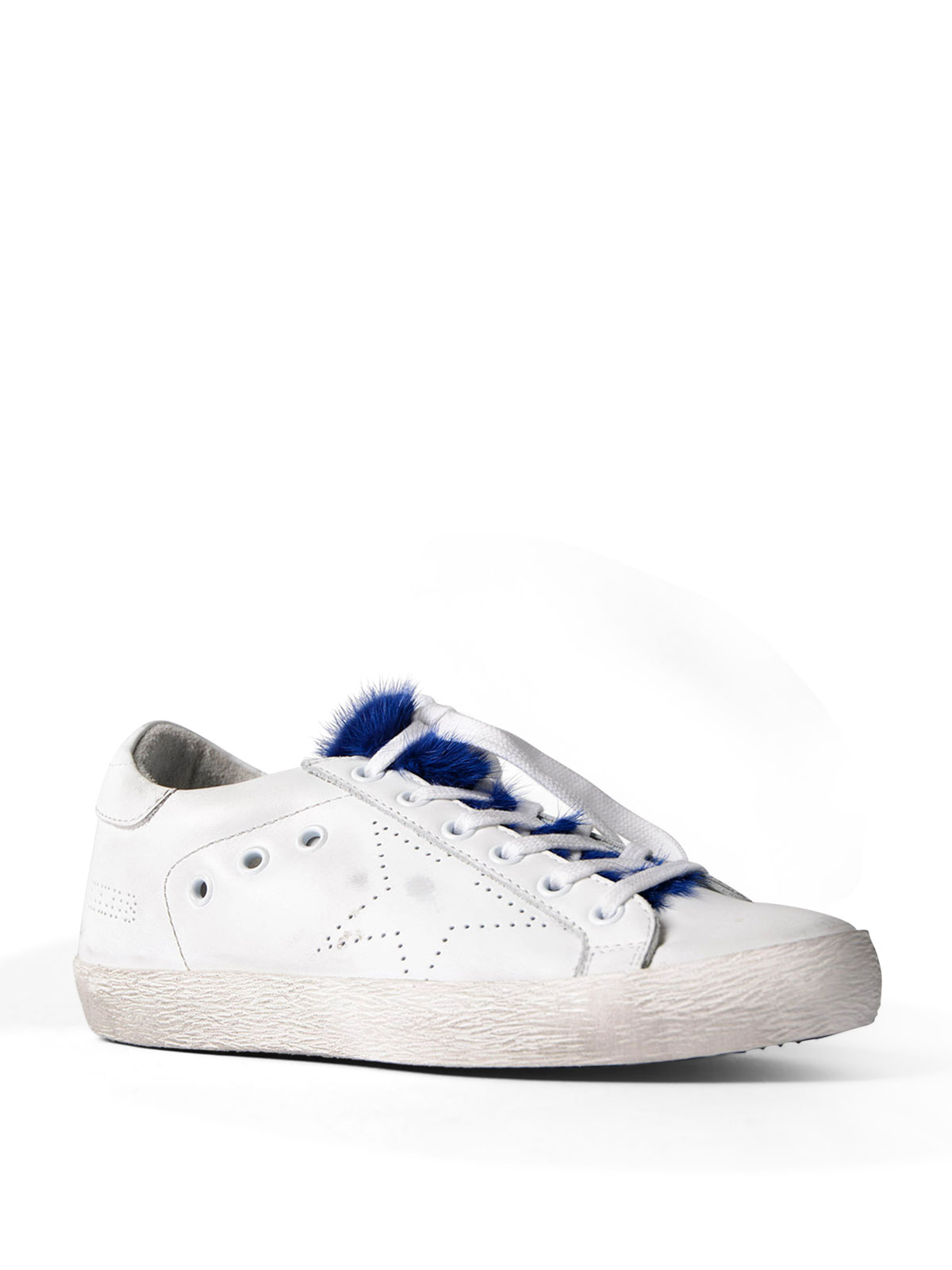 Golden Goose Fur detail sneakers Cheap Footlocker Pictures Cheap Sale Countdown Package High Quality Sale Online nfLZ1G