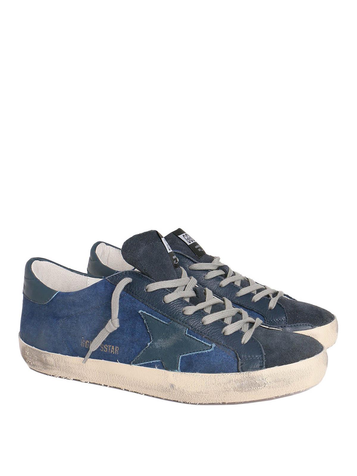 golden goose super star sneakers trainers g28ms590e45. Black Bedroom Furniture Sets. Home Design Ideas