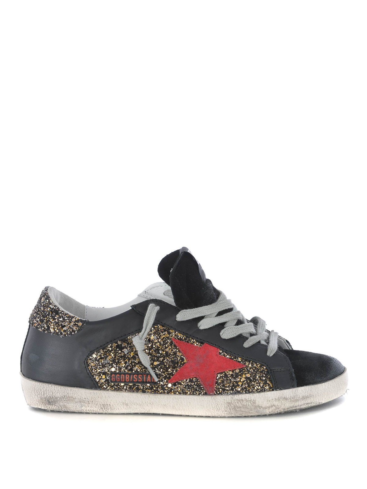 Golden Goose - Superstar leather and