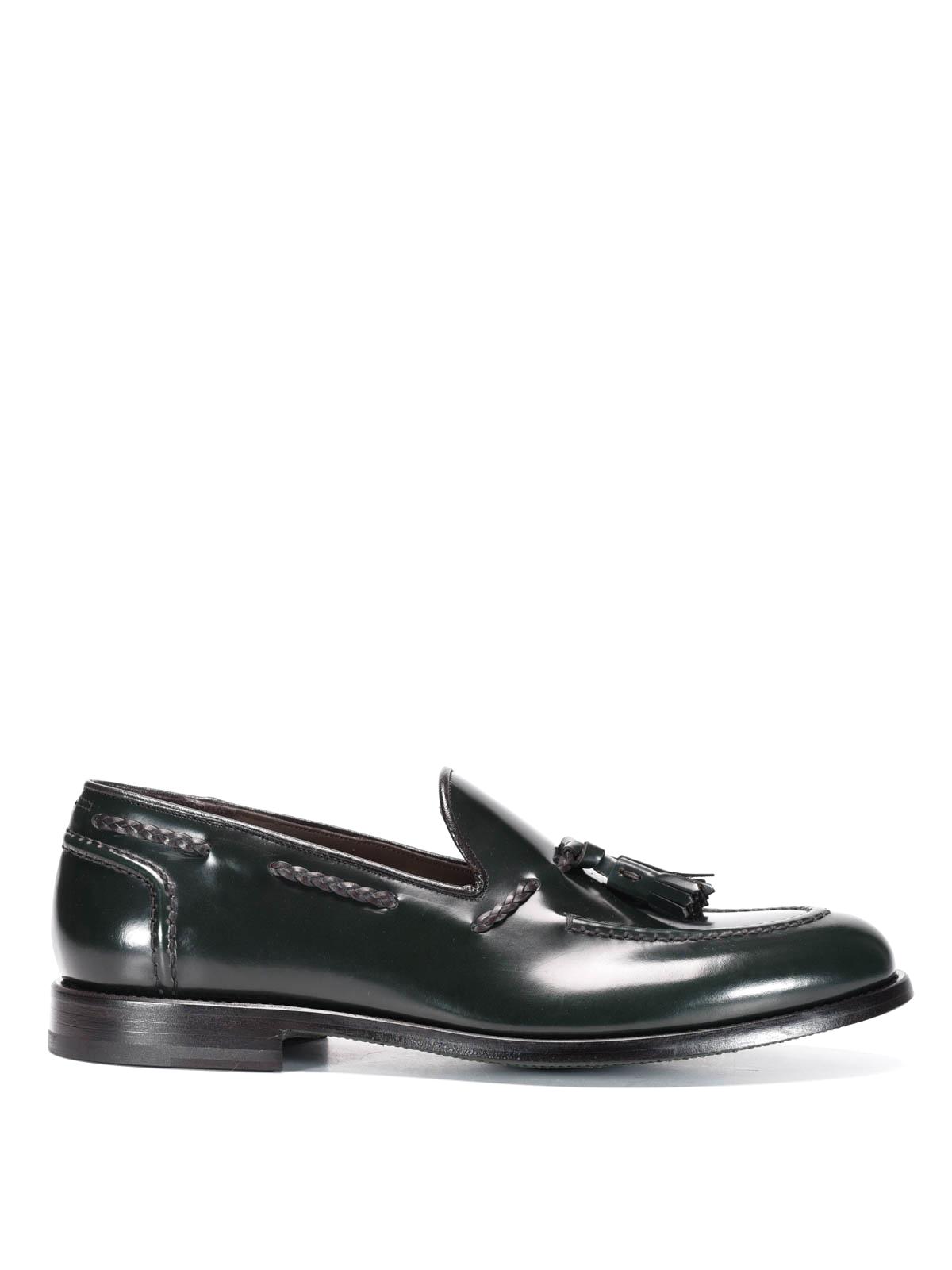 Chaussures - Mocassins Vert George WsT6B