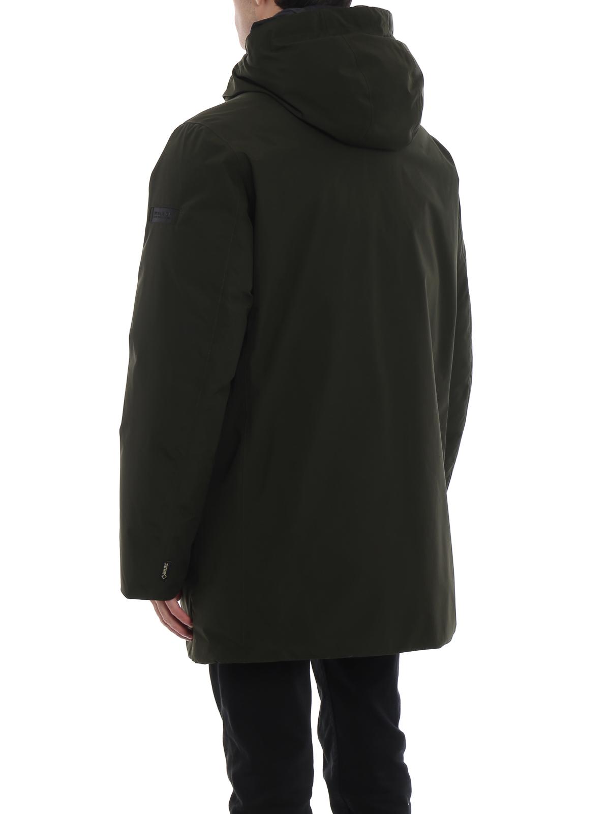 d3ccda750161a Woolrich - GTX Alpine Parka waterproof puffer jacket - padded ...