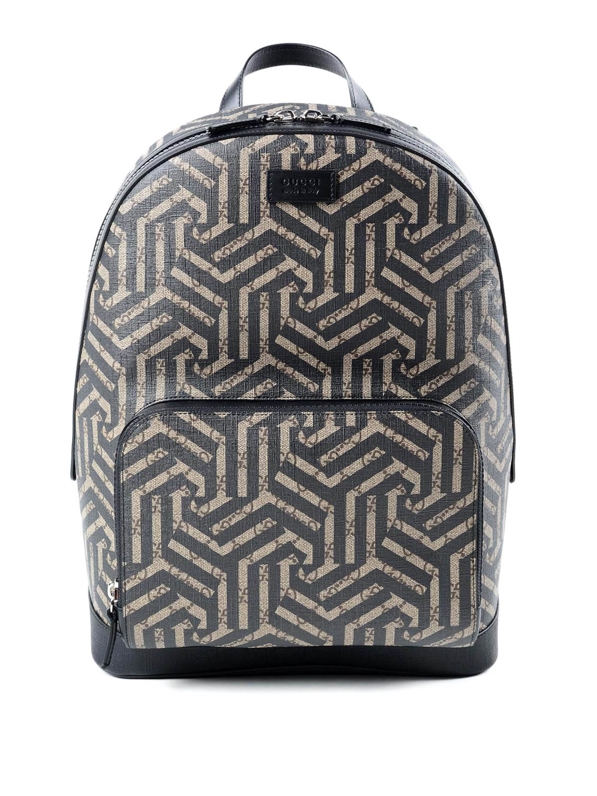 c145e3d8058d Gucci - Caleido print GG Supreme backpack - backpacks - 406370 KVW3X ...