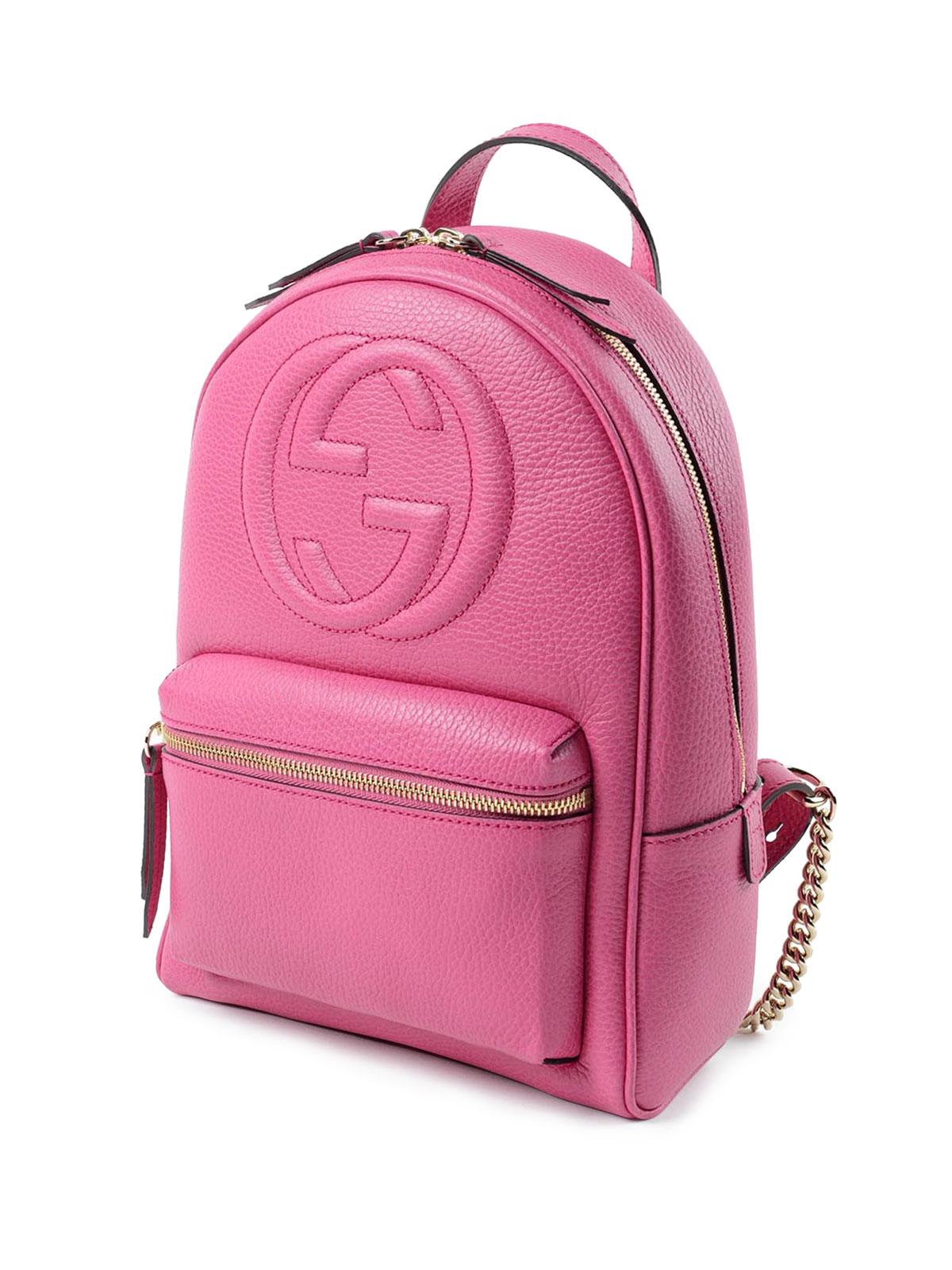 Soho dollar calf backpack by Gucci