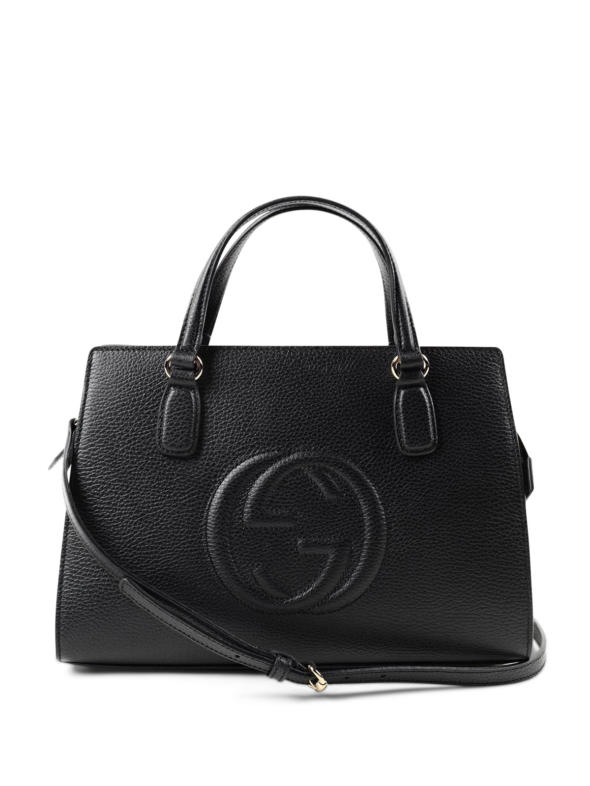 soho leather handbag by gucci bowling bags ikrix. Black Bedroom Furniture Sets. Home Design Ideas