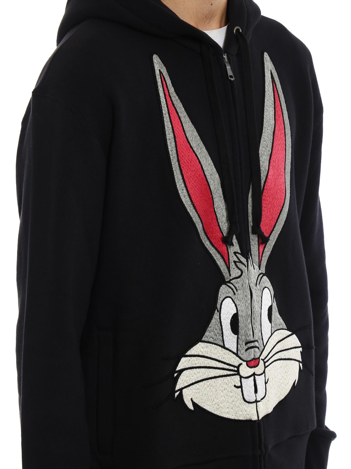 mirada detallada 7e132 298e8 Gucci - Sudadera - Bugs Bunny - Sudaderas y suéteres ...