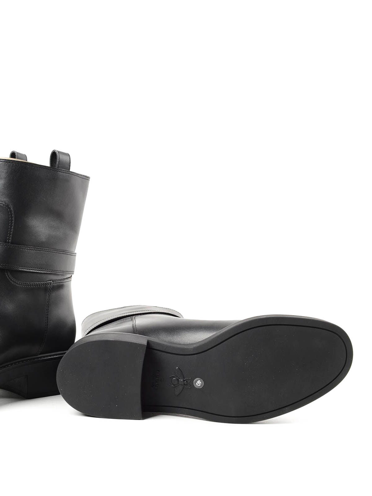 996de27f557 Gucci - Dionysus ankle boots - ankle boots - 432085 A3N00 1000 ...
