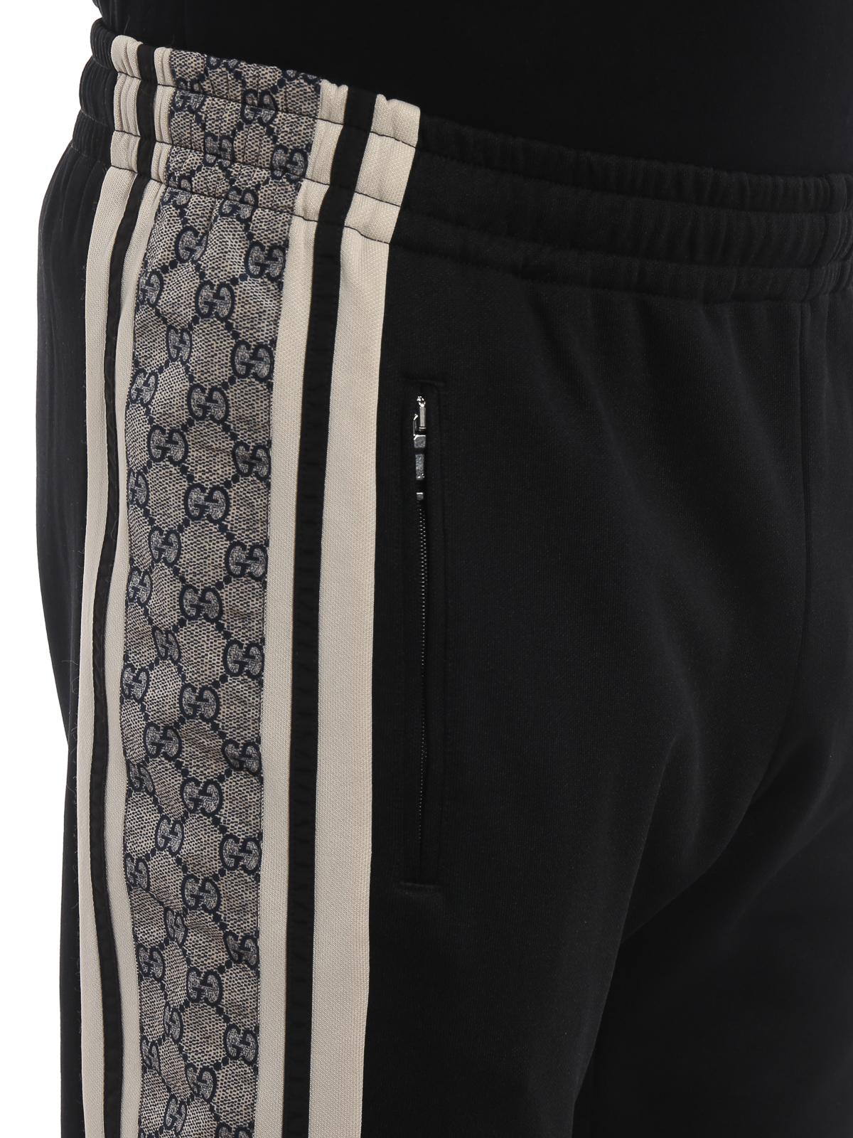 2a08311c Gucci - GG detail tech jersey track pants - tracksuit ...