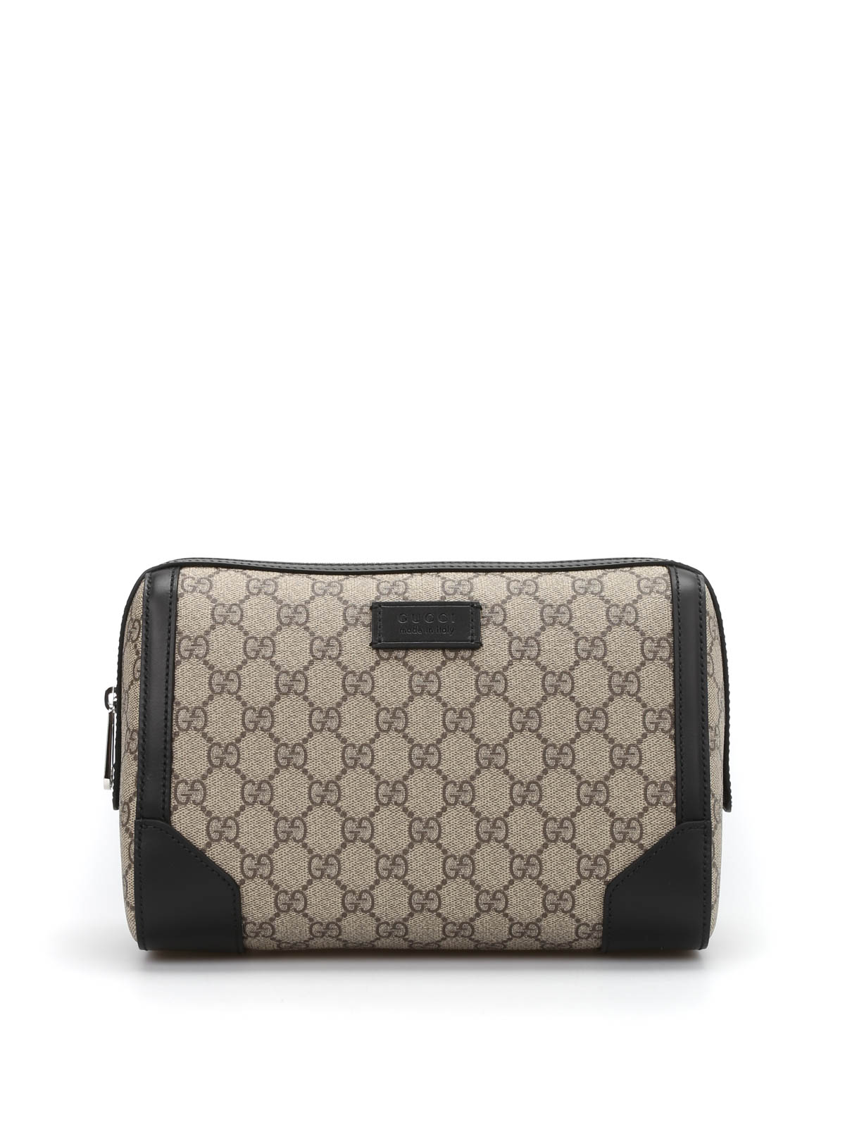 Gucci Cases Covers Gg Supreme Toiletry Case