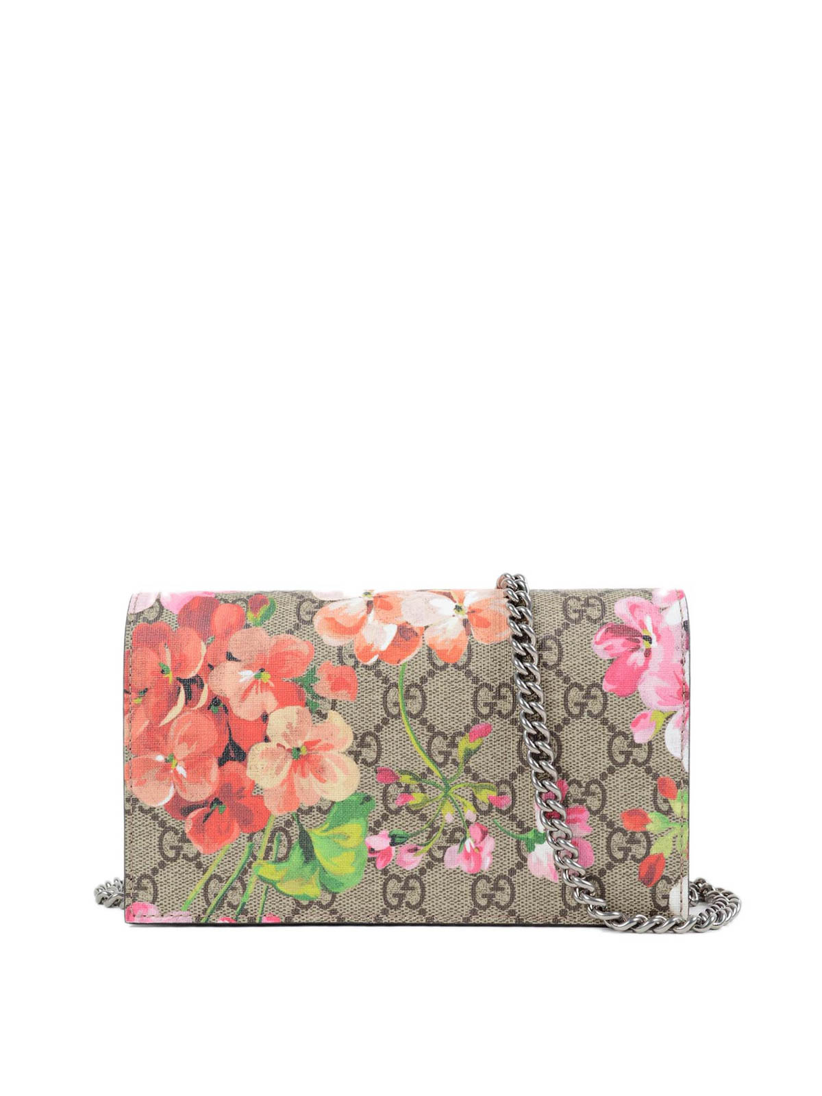 ed06fc48ed4 Gucci - Bloom printed clutch - clutches - 402724 KU2IN 8693 | iKRIX.com