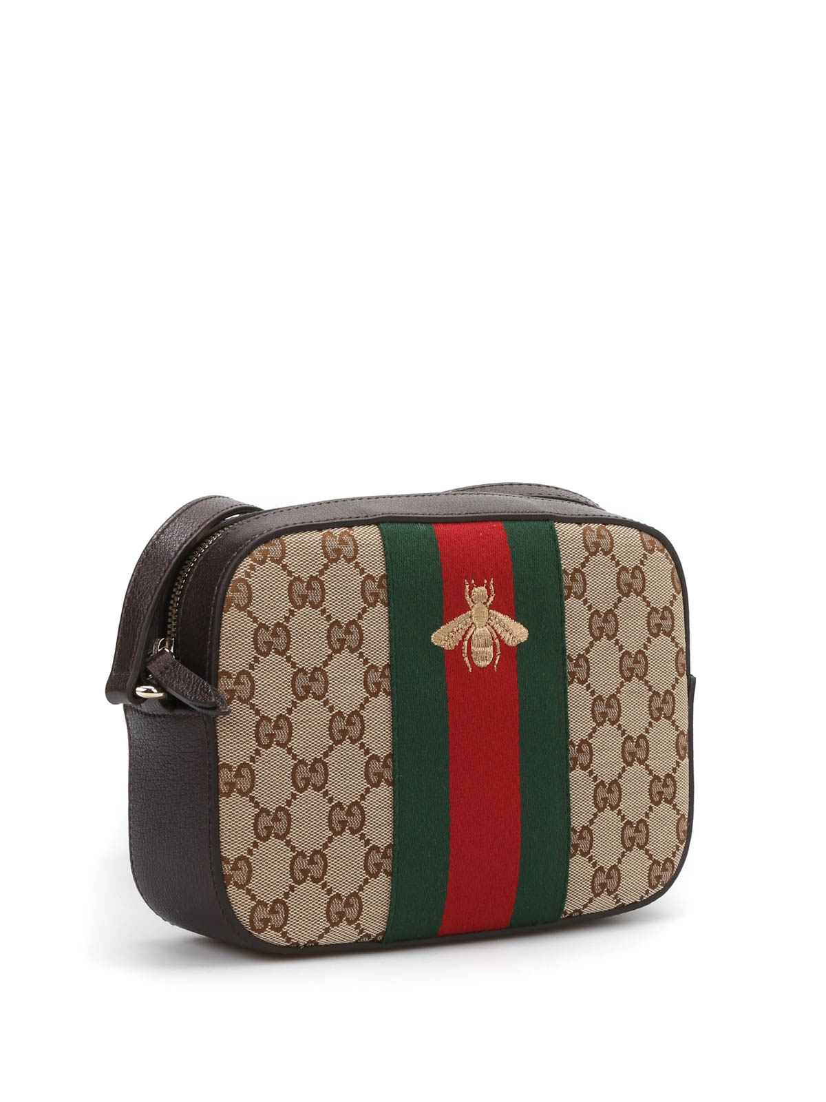 Gucci Crossbody Bee Bag