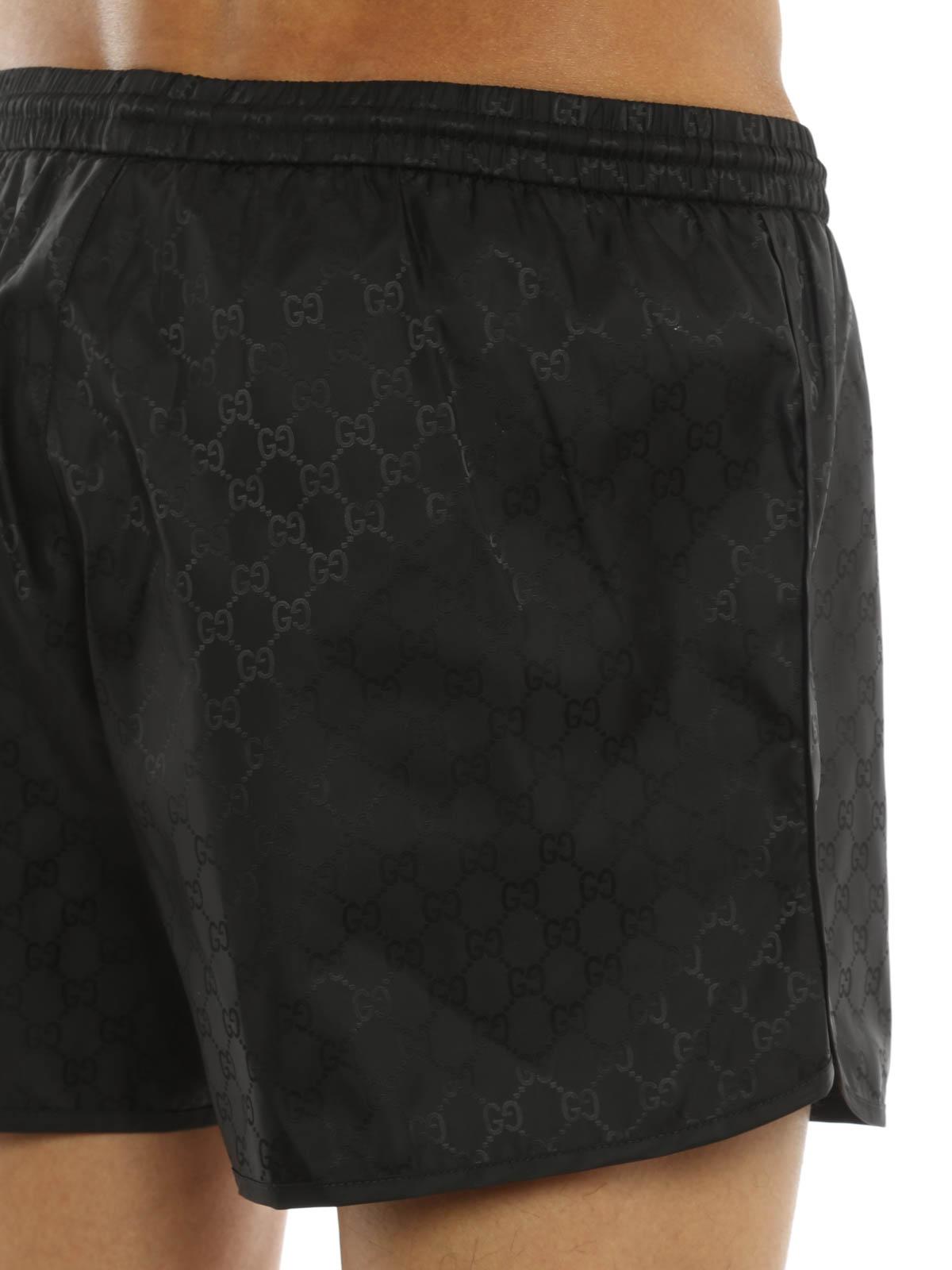 b557d8b23c Gucci - GG Supreme swim shorts - Swim shorts & swimming trunks ...